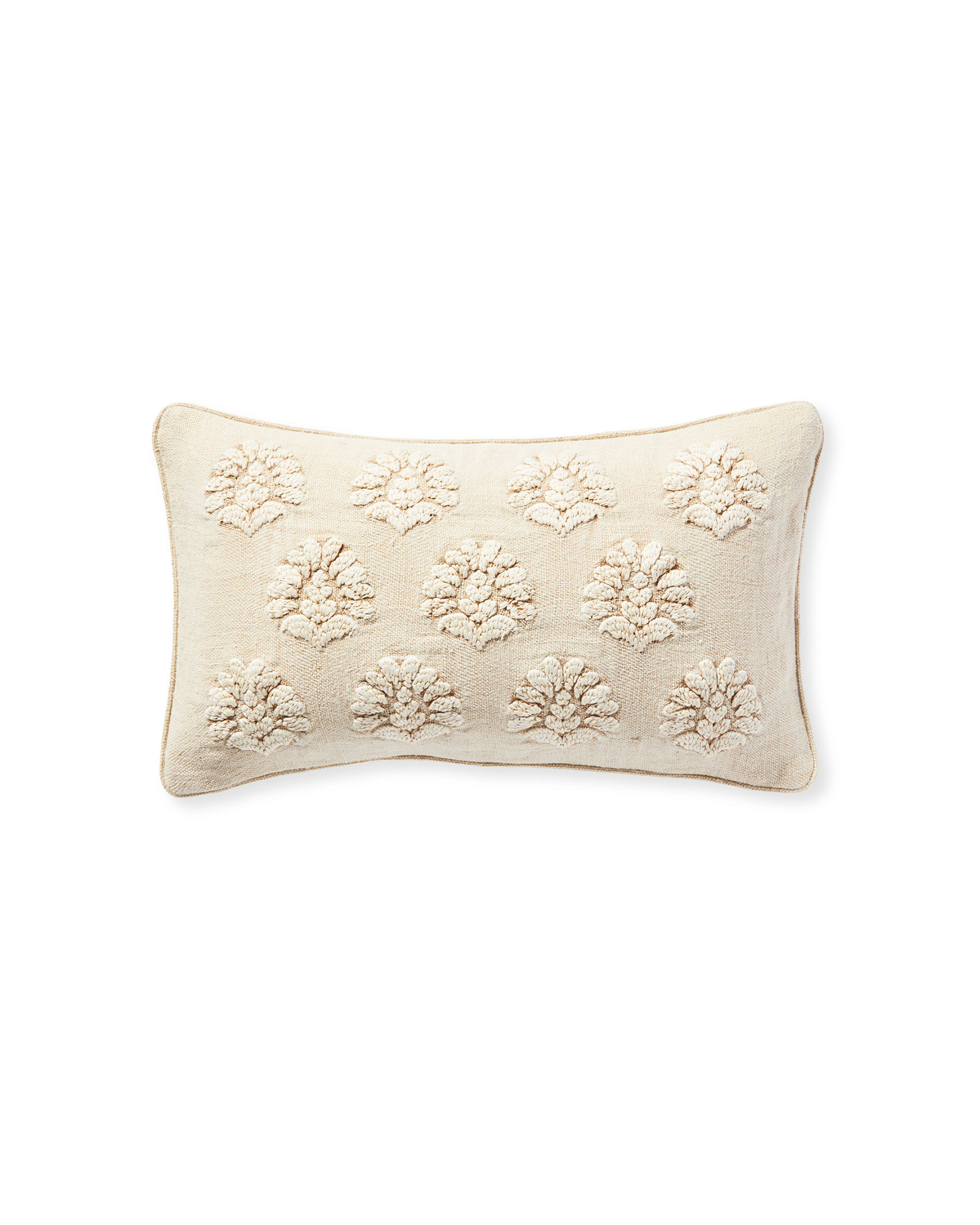 Miramonte Pillow Cover, Natural