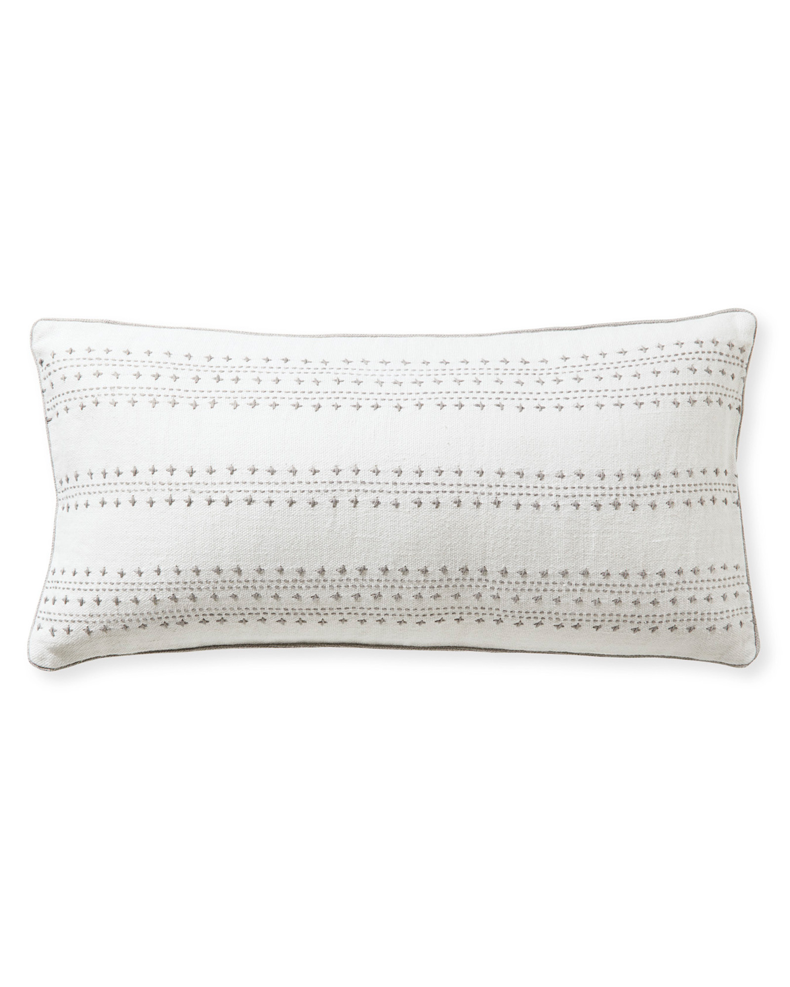 Catania Pillow Cover, Smoke