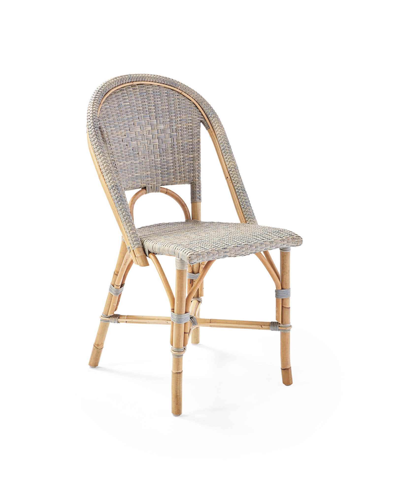 Sunwashed Riviera Side Chair, Mist