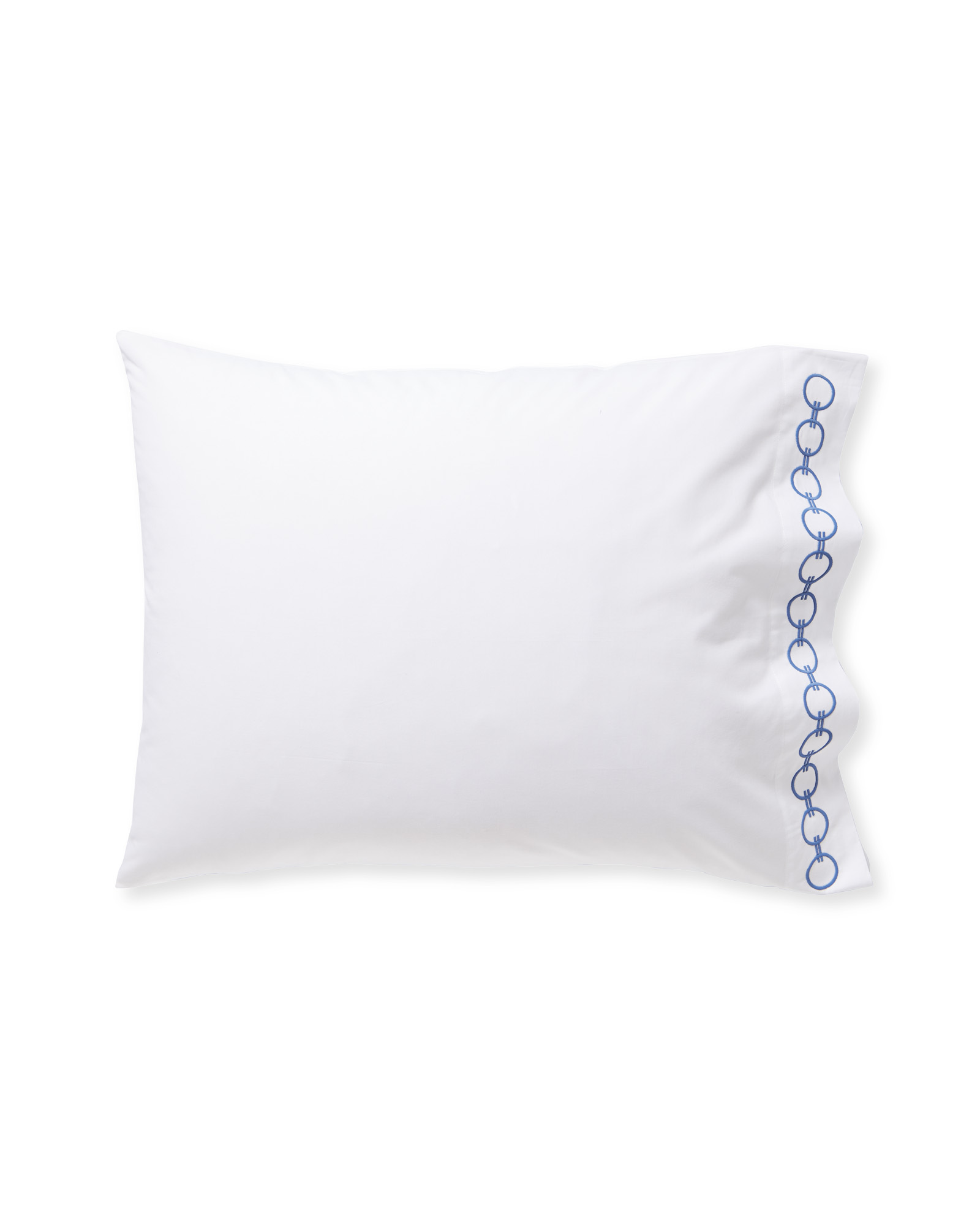 Bel Air Pillowcases (Extra Set of 2), French Blue