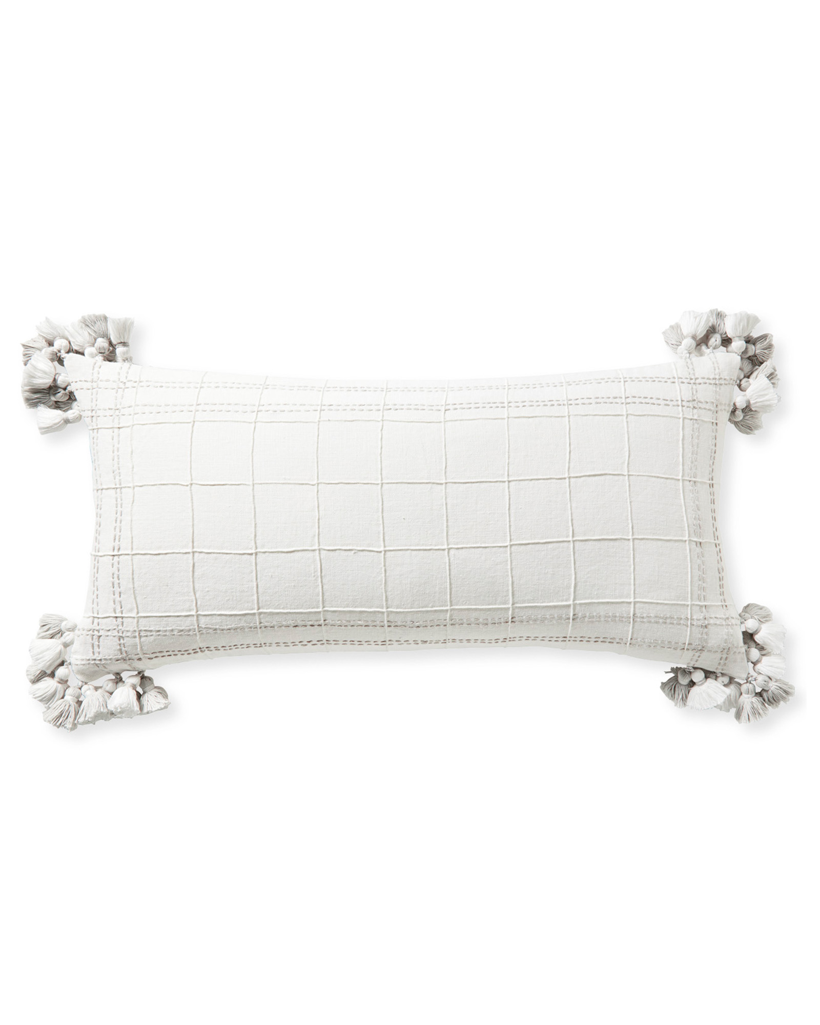 Tarifa Pillow Cover, Fog