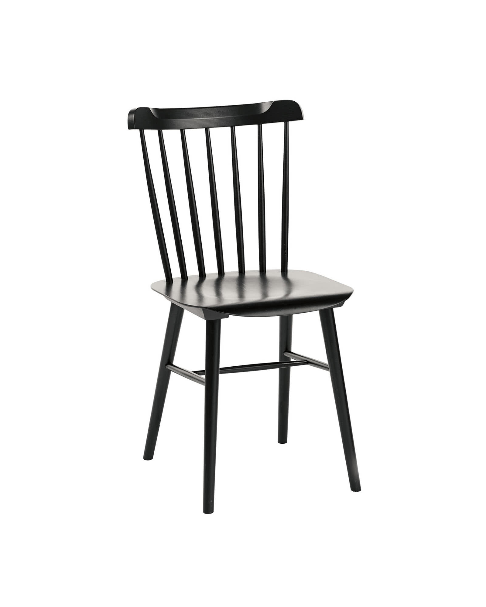 Tucker Chair, Black