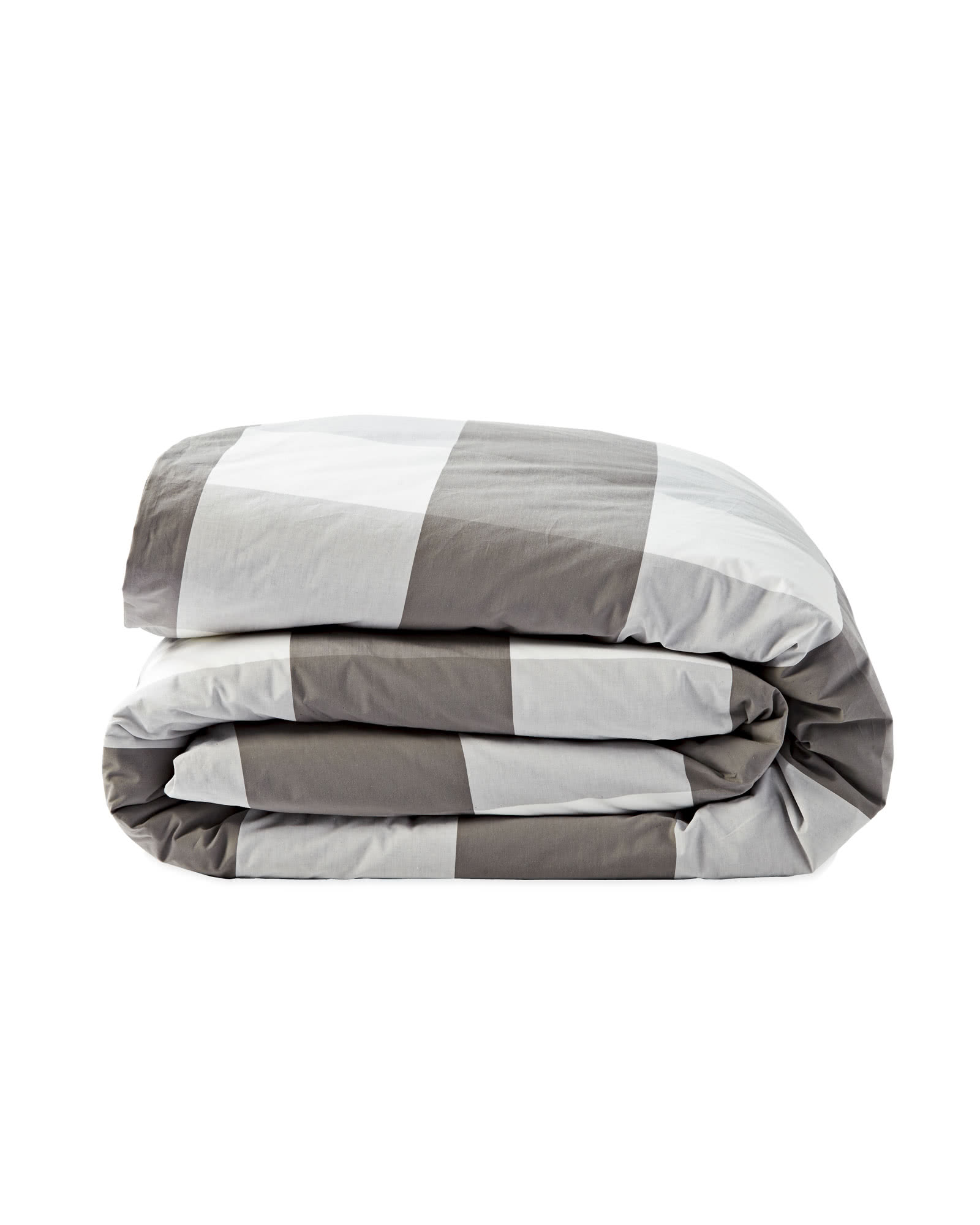 Gingham Duvet Cover,