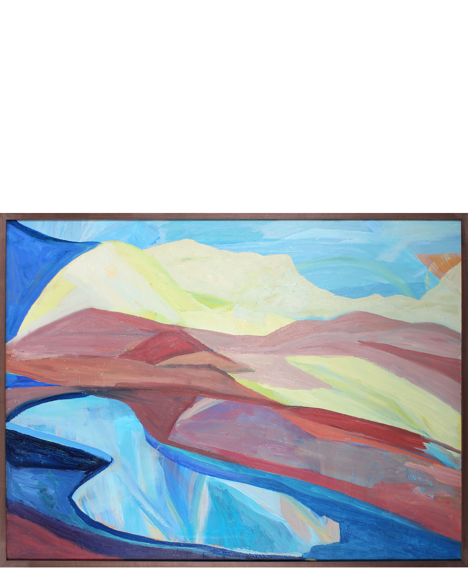 """""""The Rainbow"""" by Georgette London Owens,"""