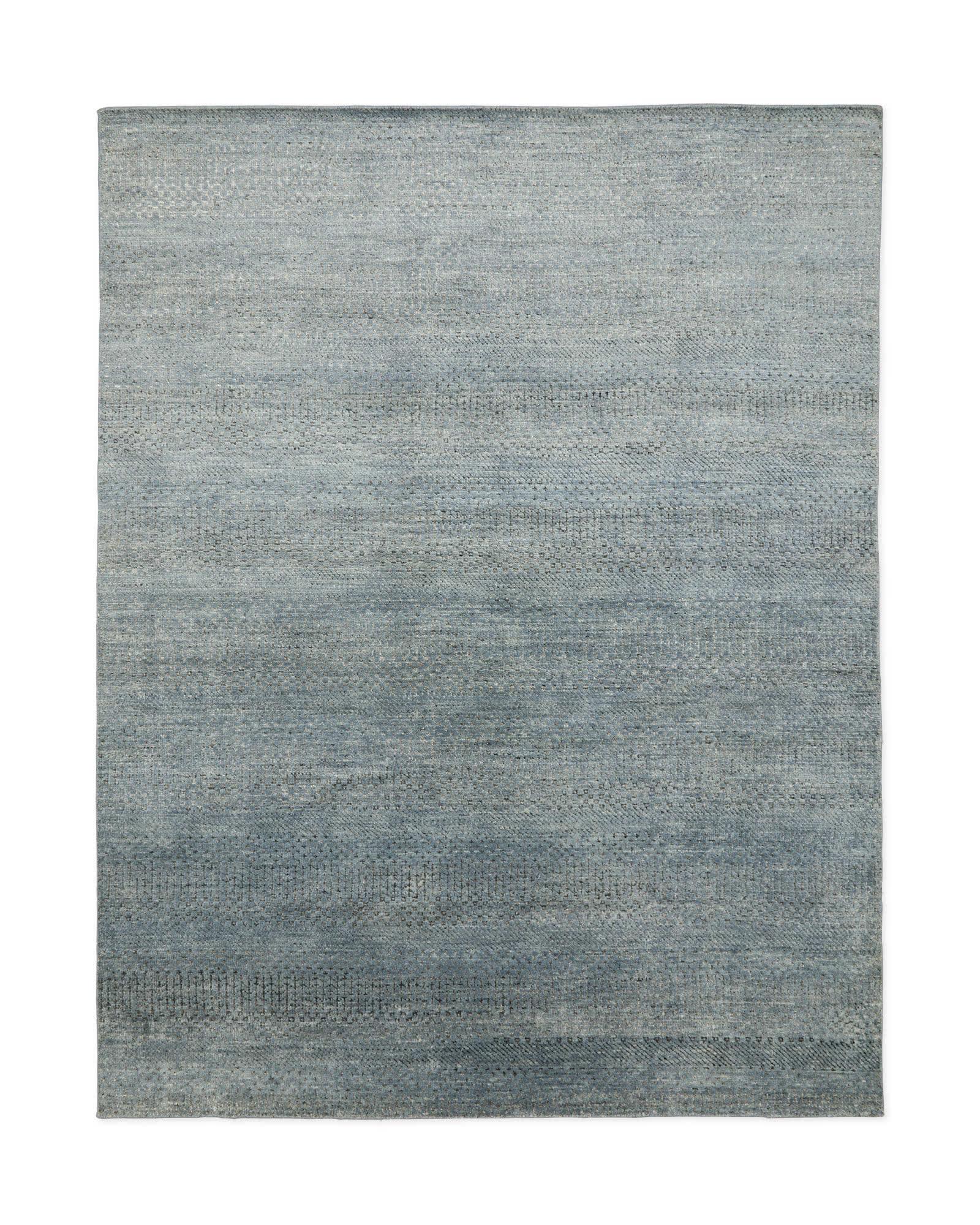 Dipsea Hand-Knotted Rug, Ocean