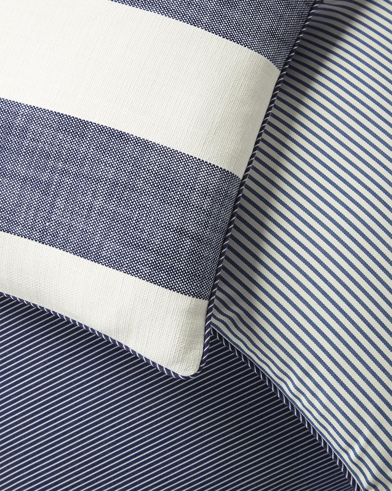 Perennials® Ticking Stripe Pillow Cover