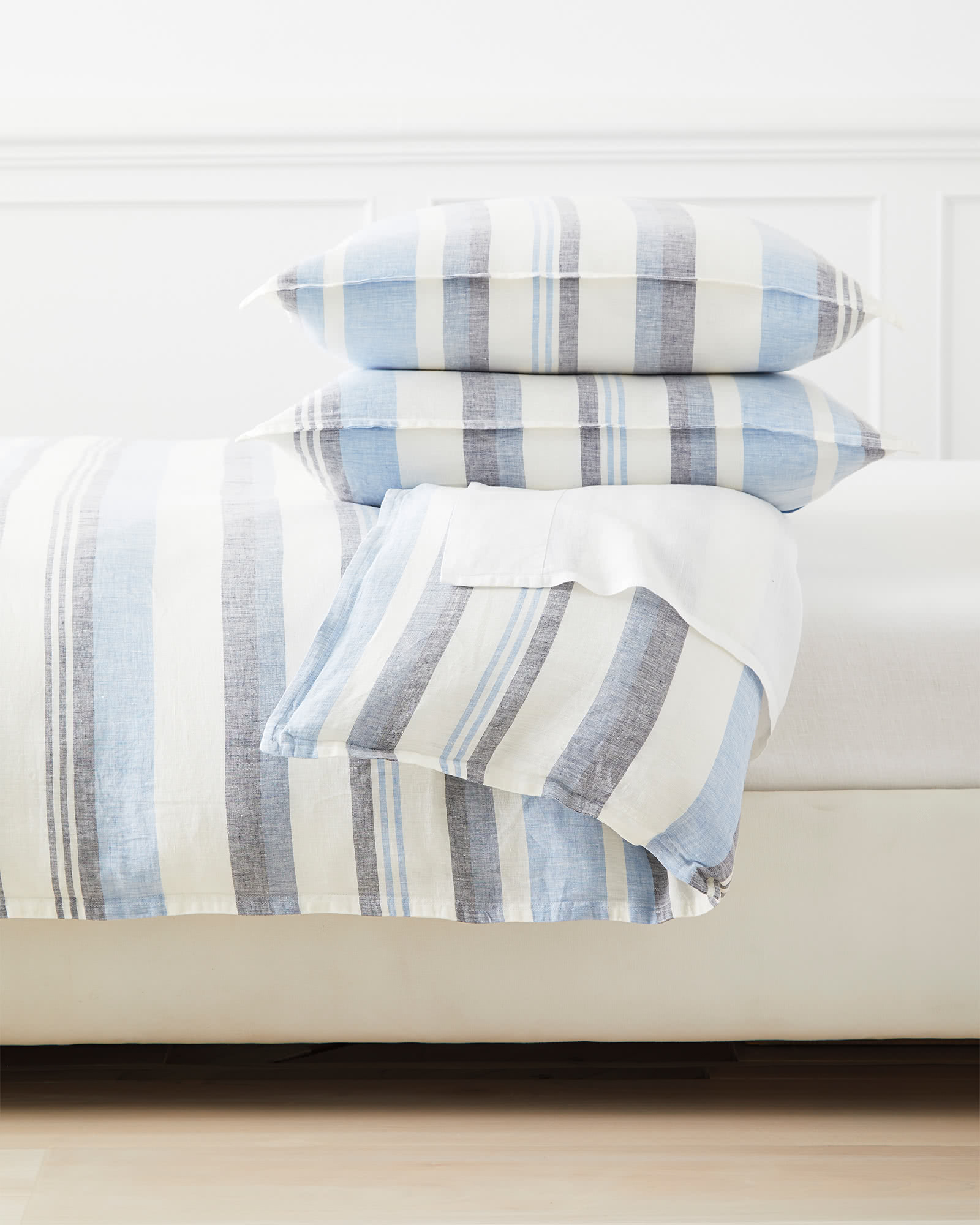 Seabright Linen Duvet Cover,