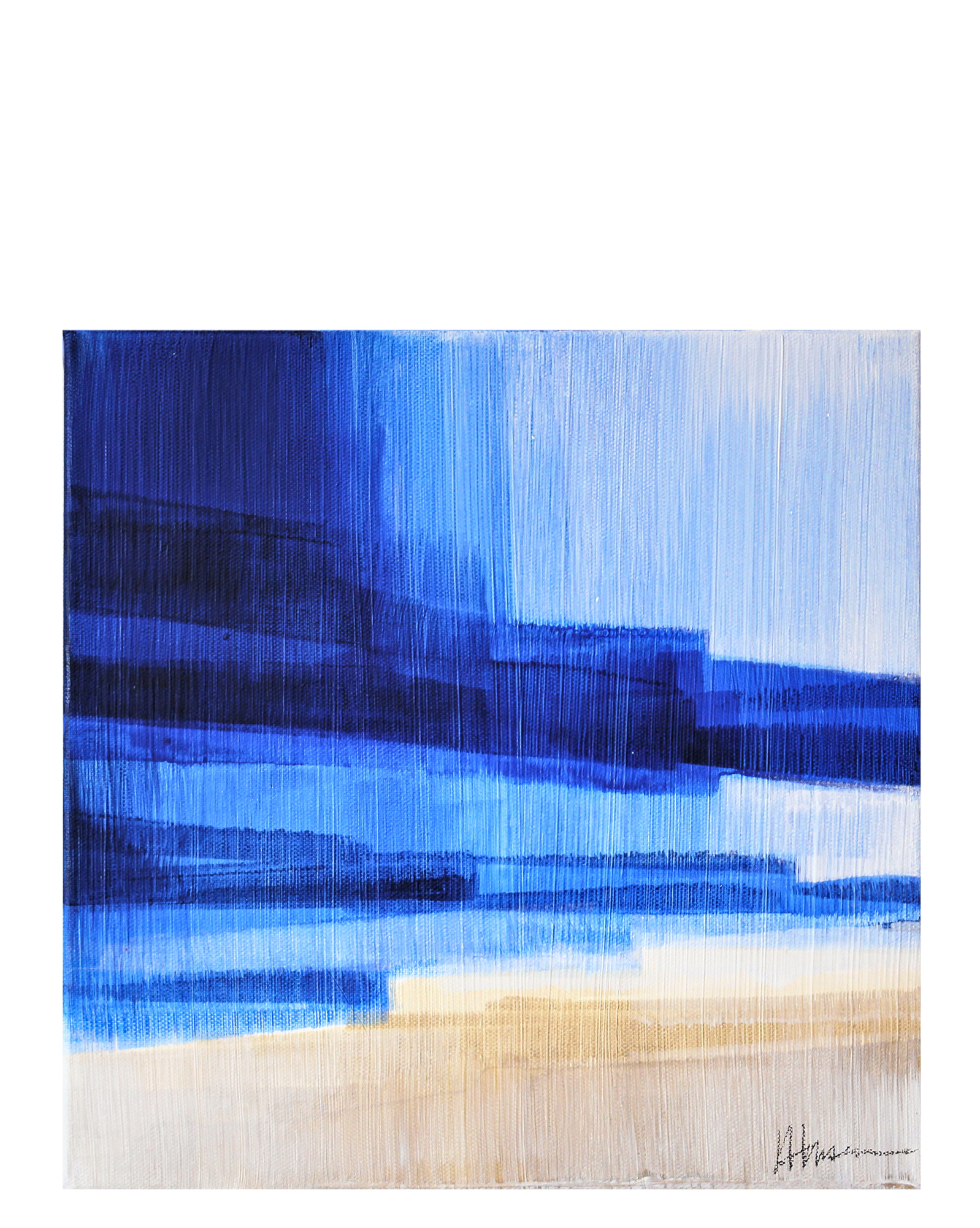 """Ocean Sky I"" by Julie Hansen,"