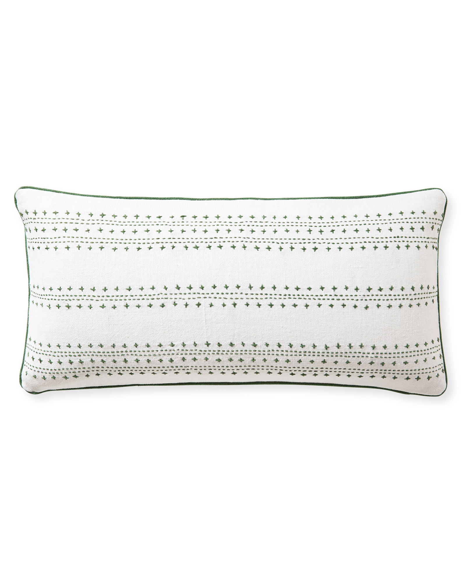 Catania Pillow Cover, Moss