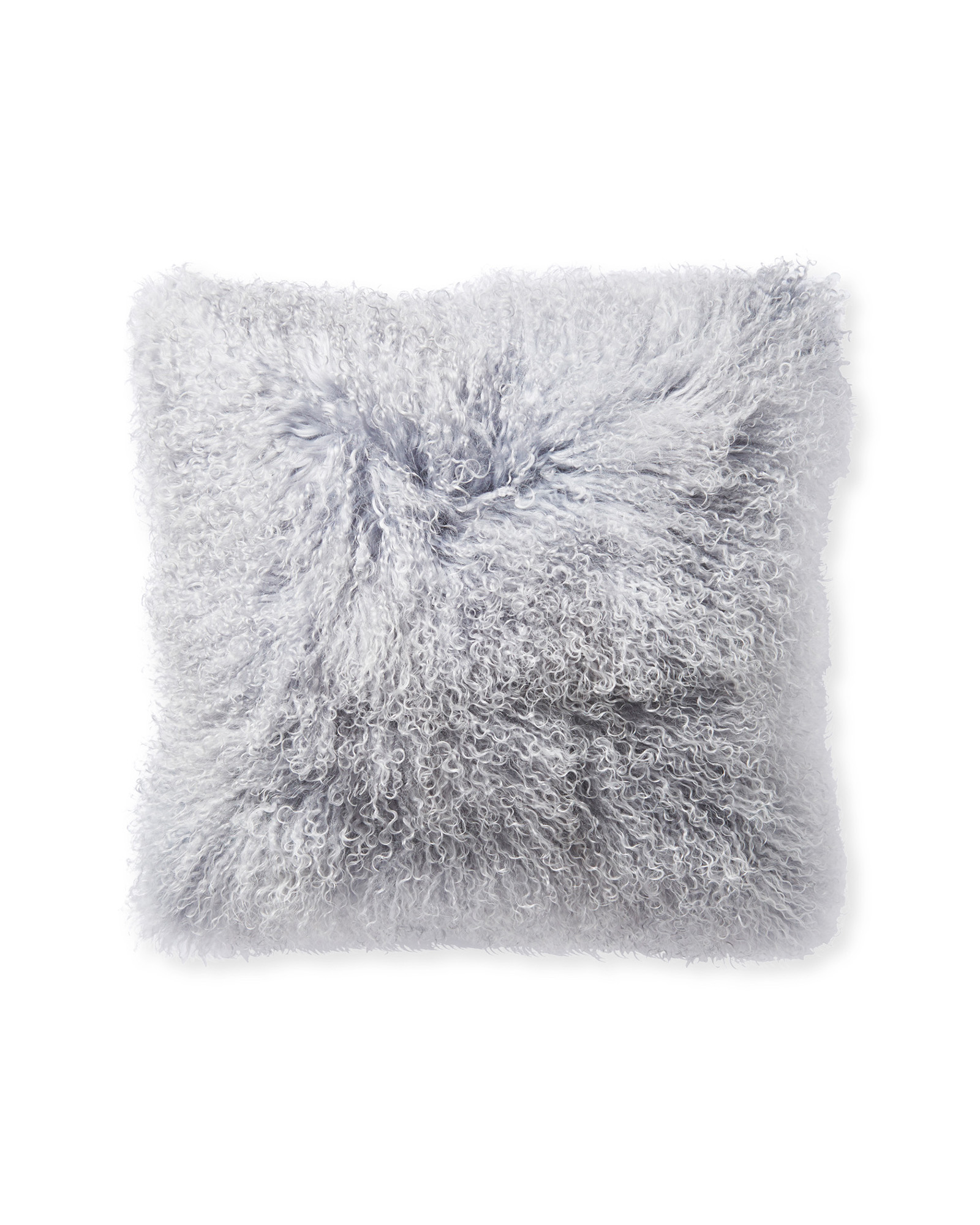 Silverwood Pillow Cover, Silver