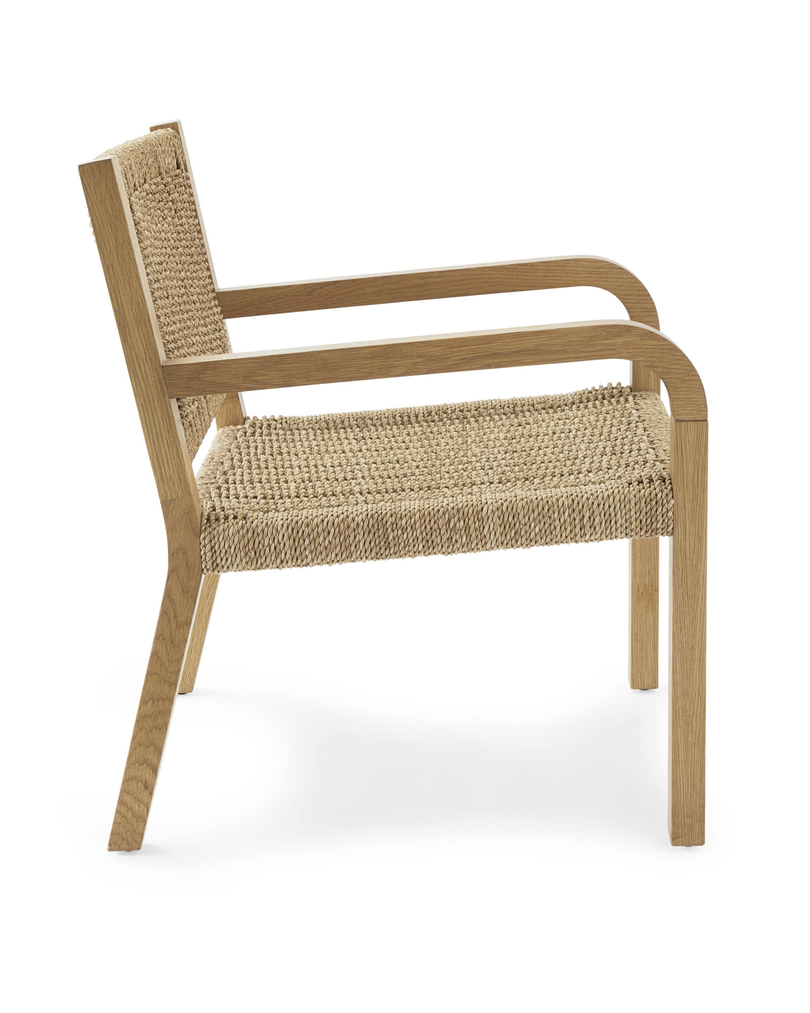 Portland Rope Chair,