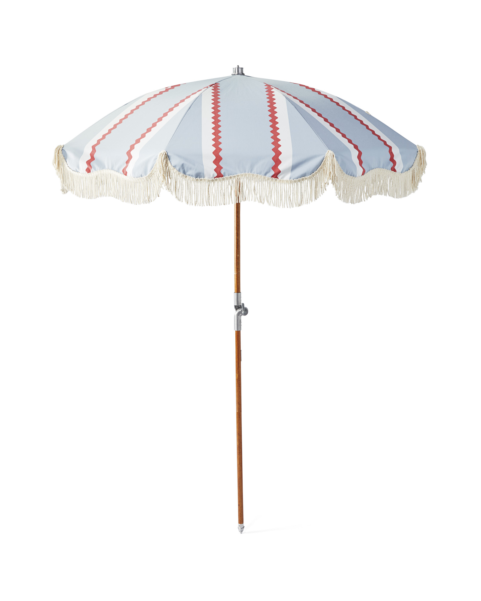 Beach Umbrella, Beach Club Coastal Blue