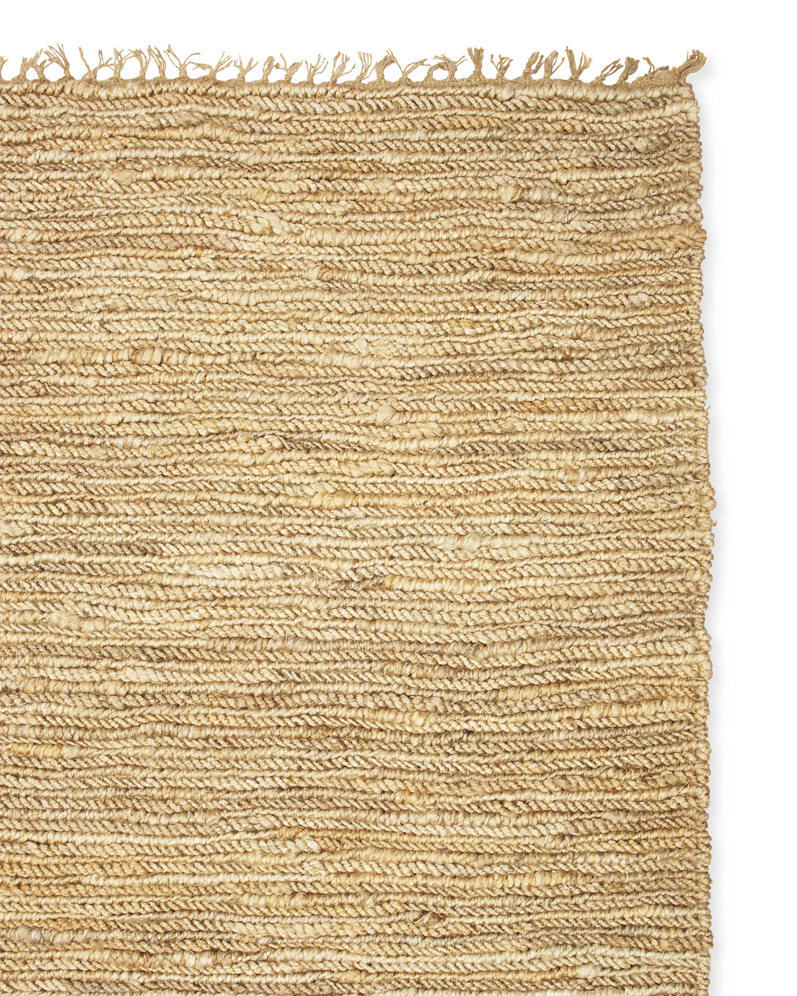 Aria Rug Swatch, Natural