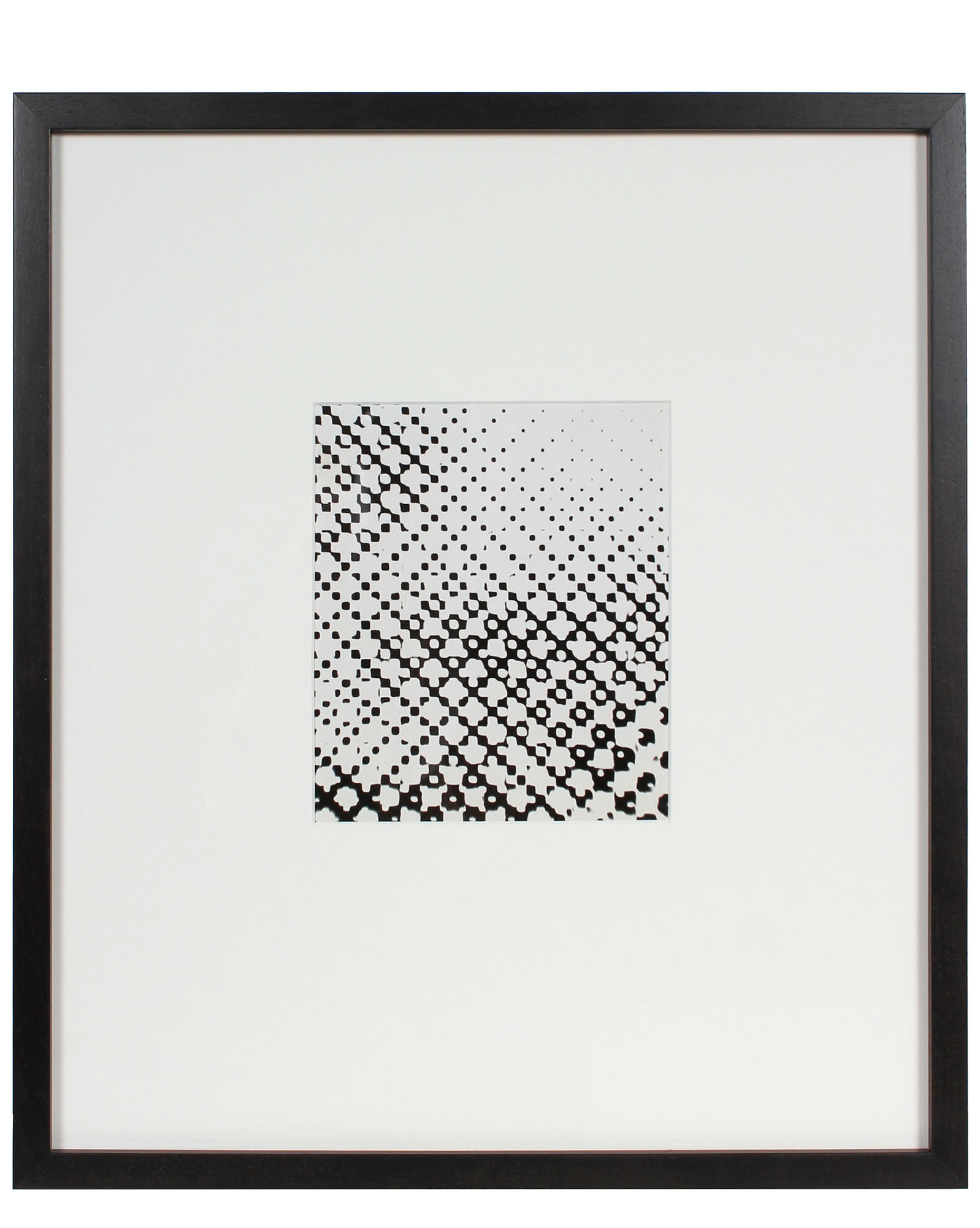 """""""Super Exposed Dot Screen"""" by Barbara Lewis ,"""