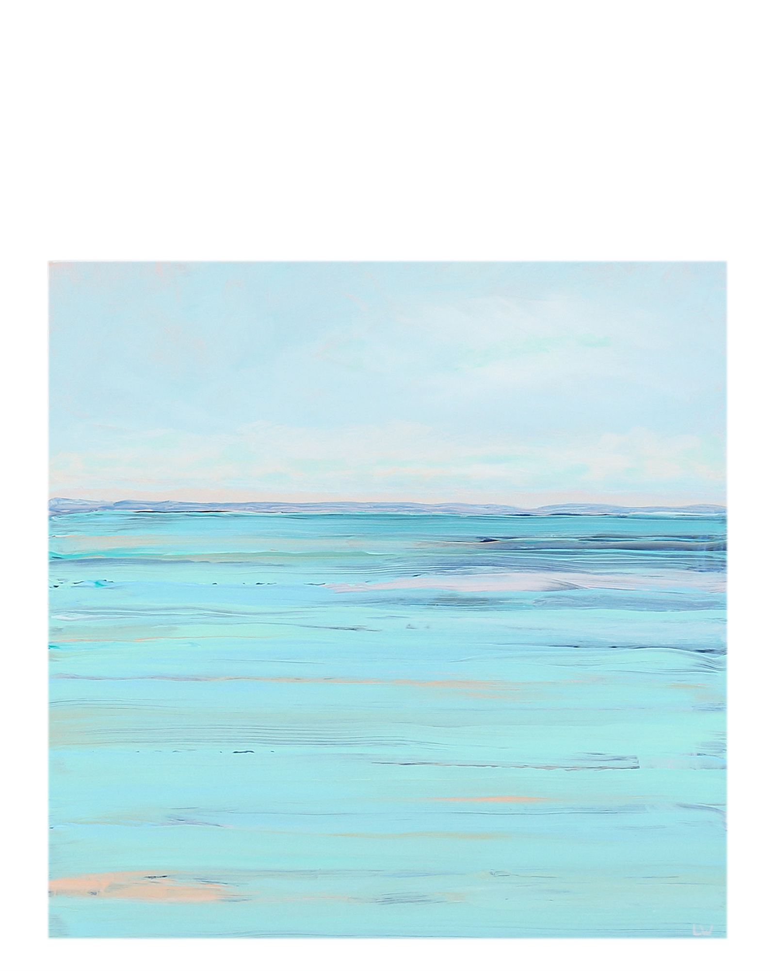 """Ocean Memories 158"" by Laurie Winthers,"