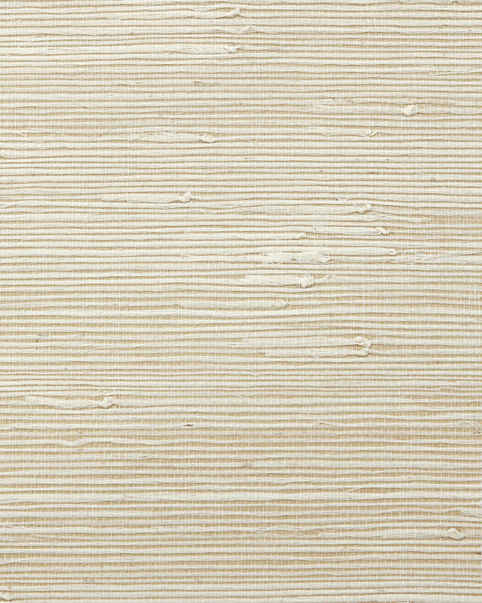Grasscloth Wallcovering Swatch, Sand