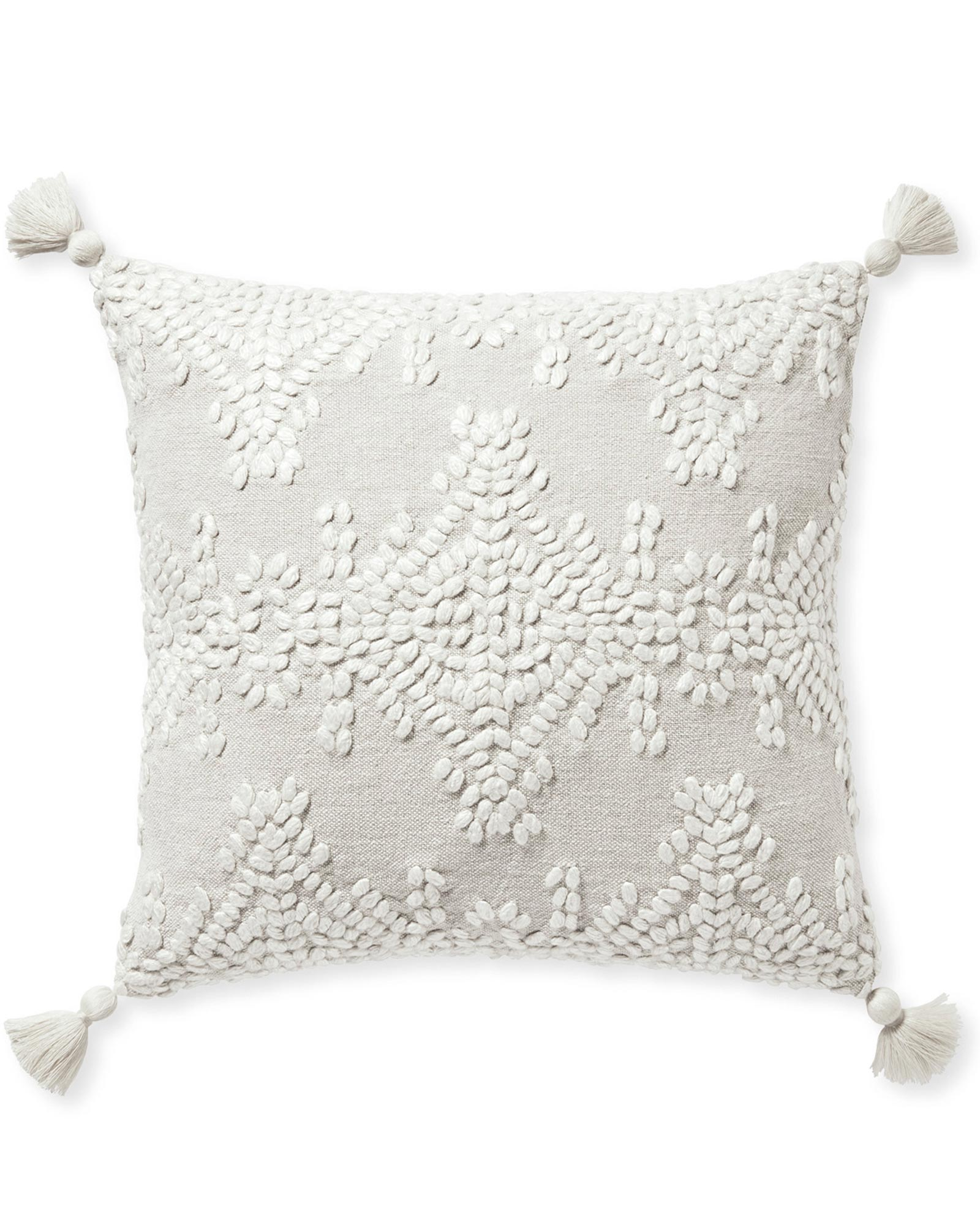 Hillview Pillow Cover, Sand