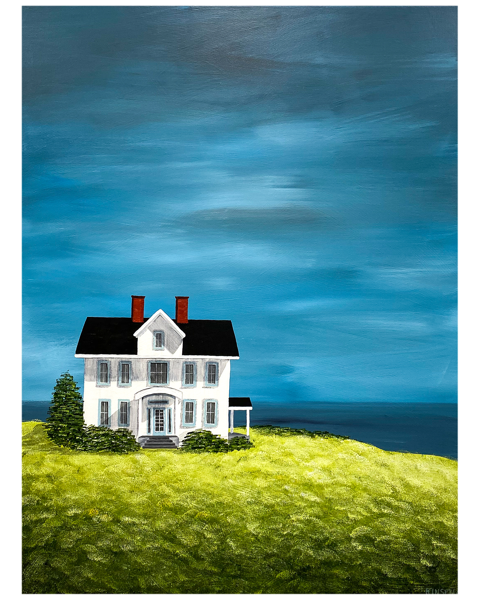 """""""Place of Peace"""" by Susan Kinsella,"""
