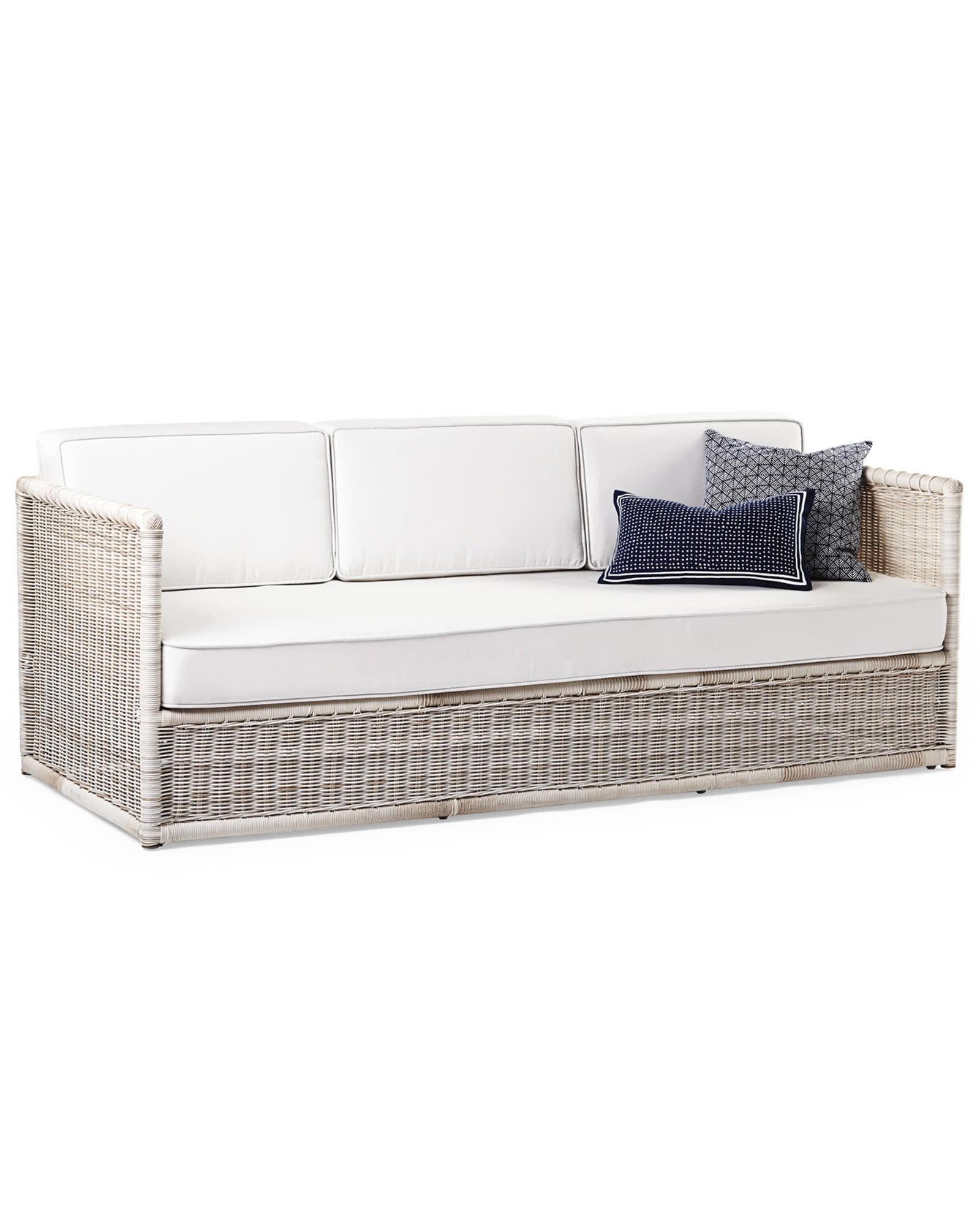 pacifica sofa replacement cushions serena lily