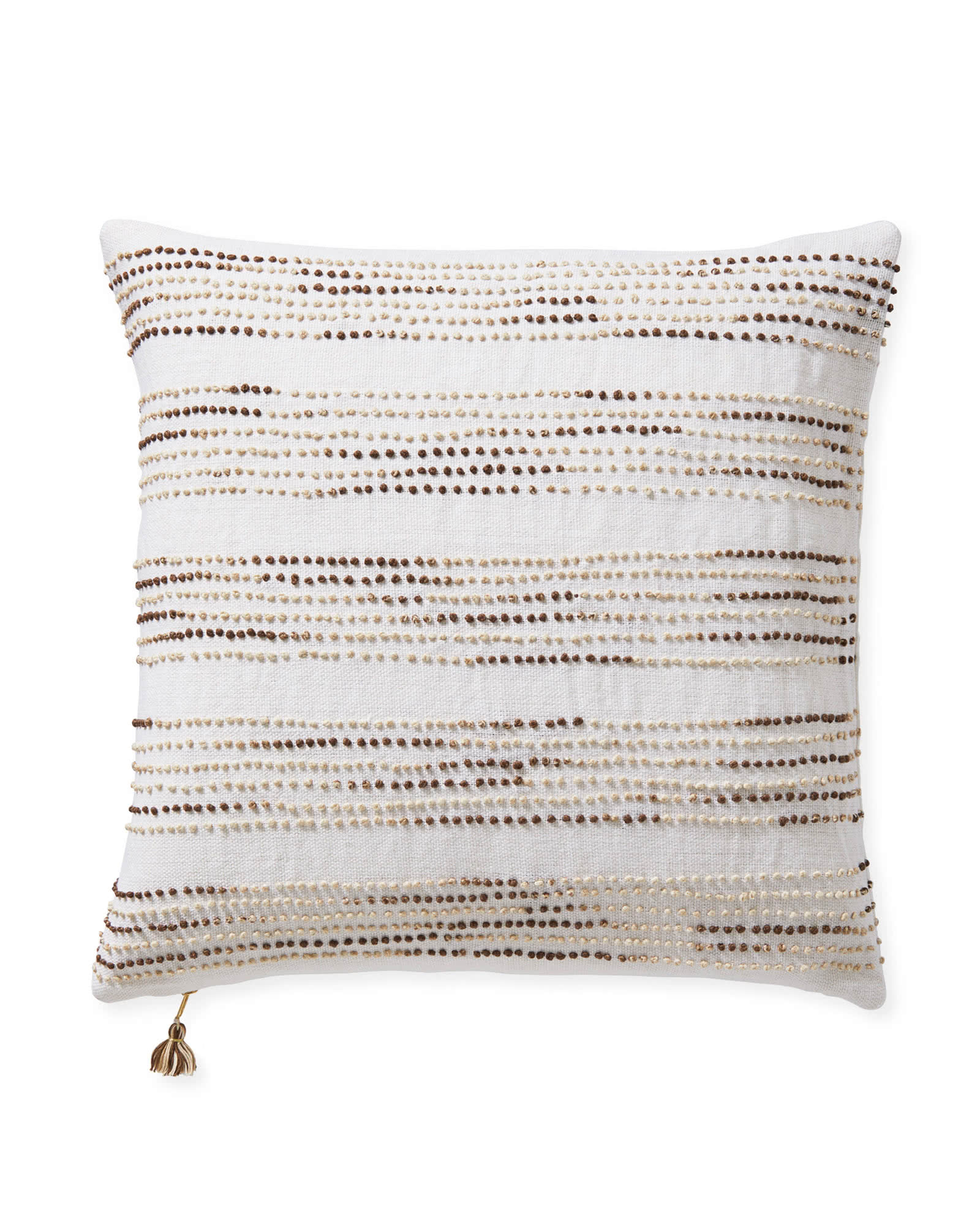 Pryce Pillow Cover - Ivory,