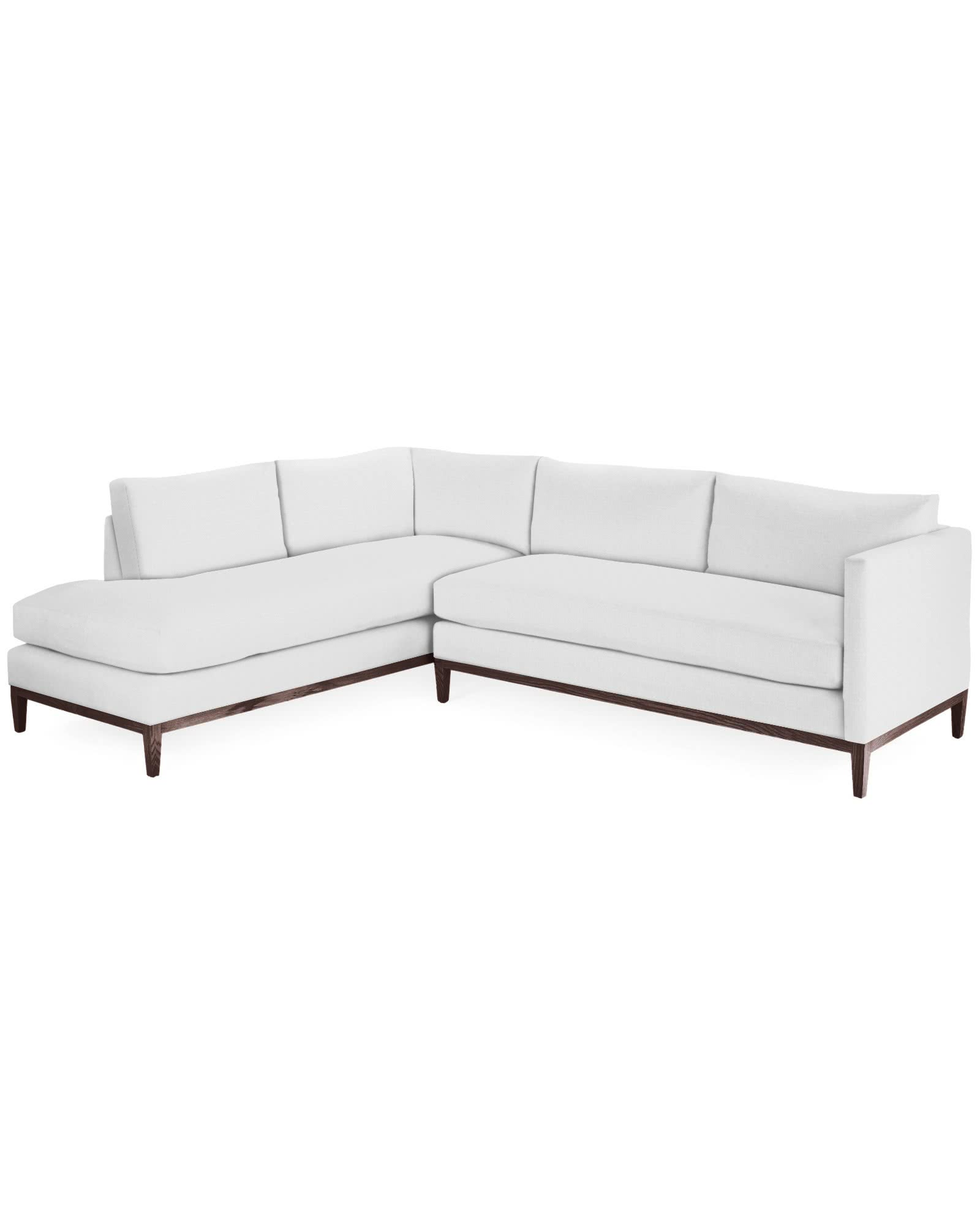Barton L-Sectional – Left-Facing
