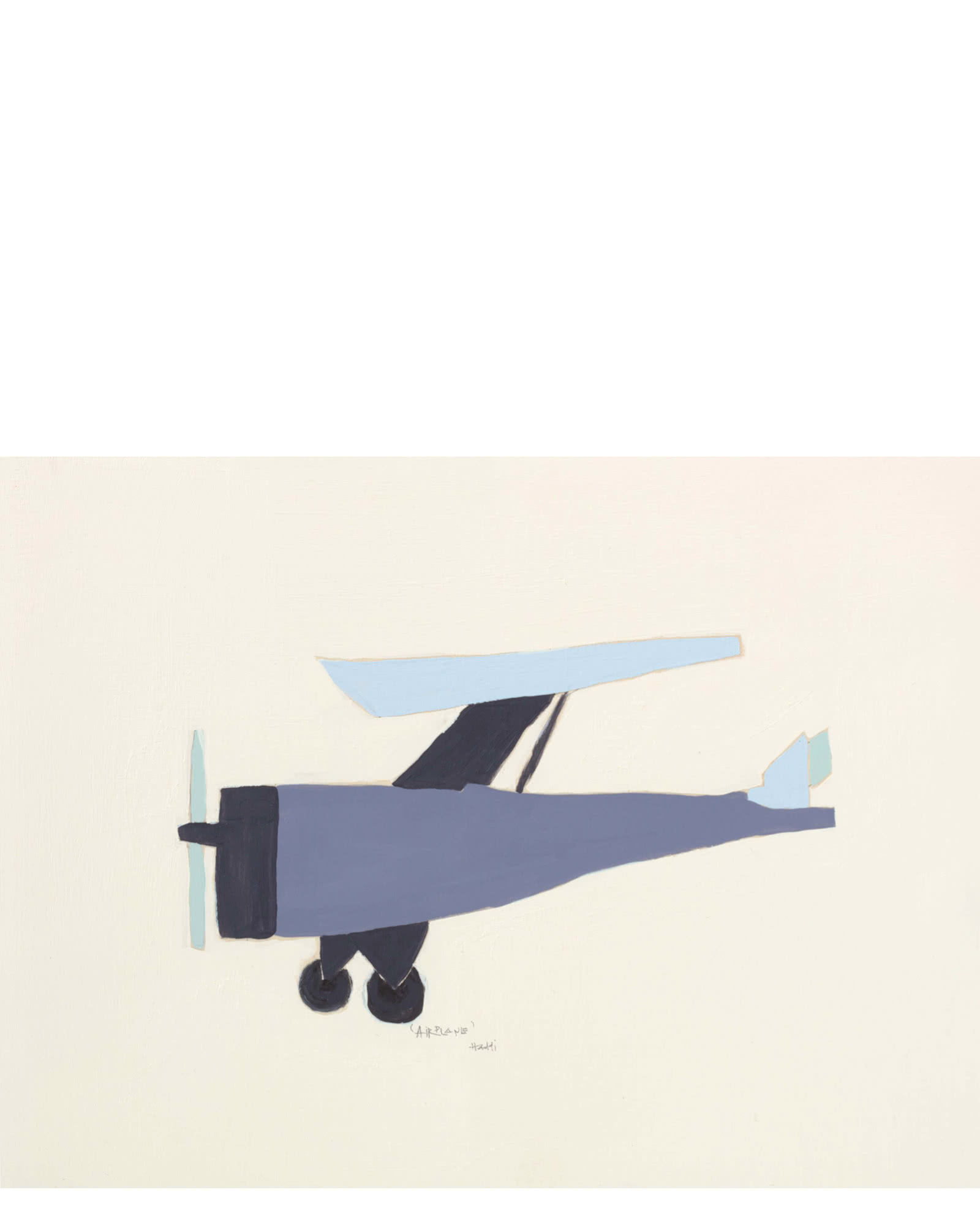 """Airplane"" by Holly Addi,"