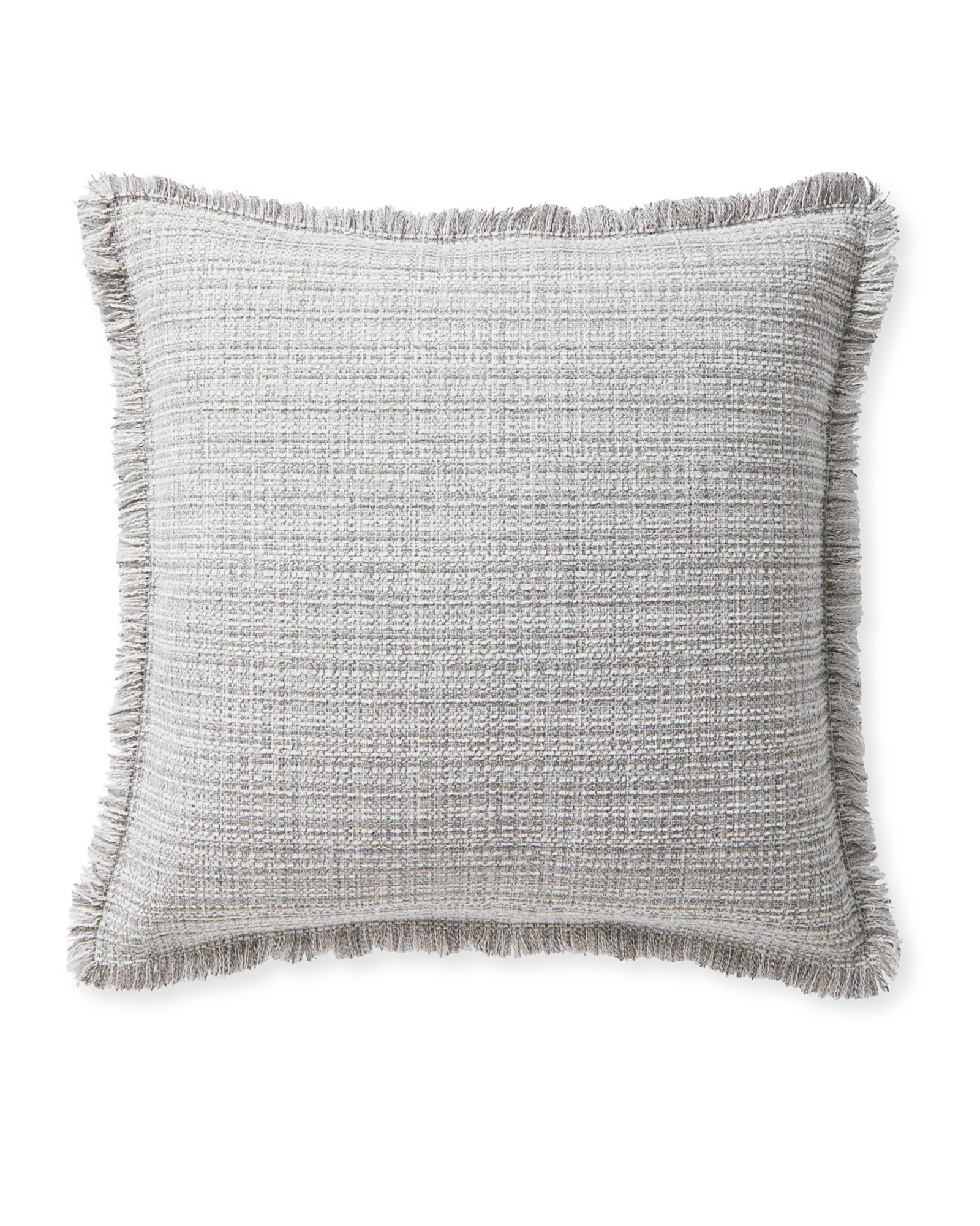 Perennials® Rosemount Pillow Cover, Fog