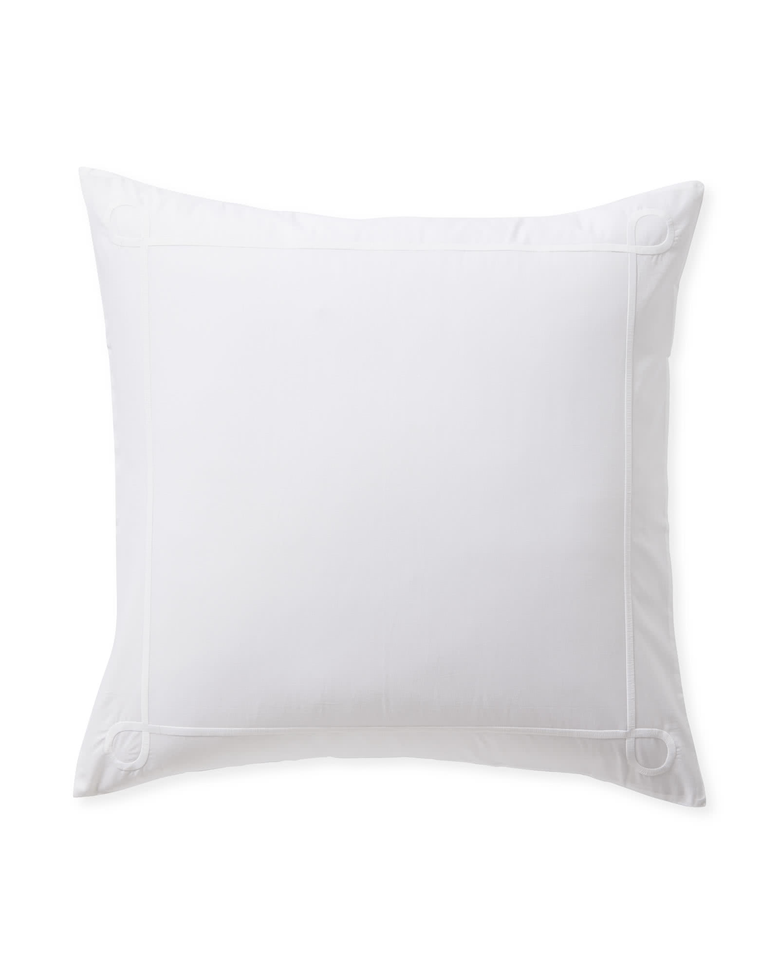 Southport Shams, White