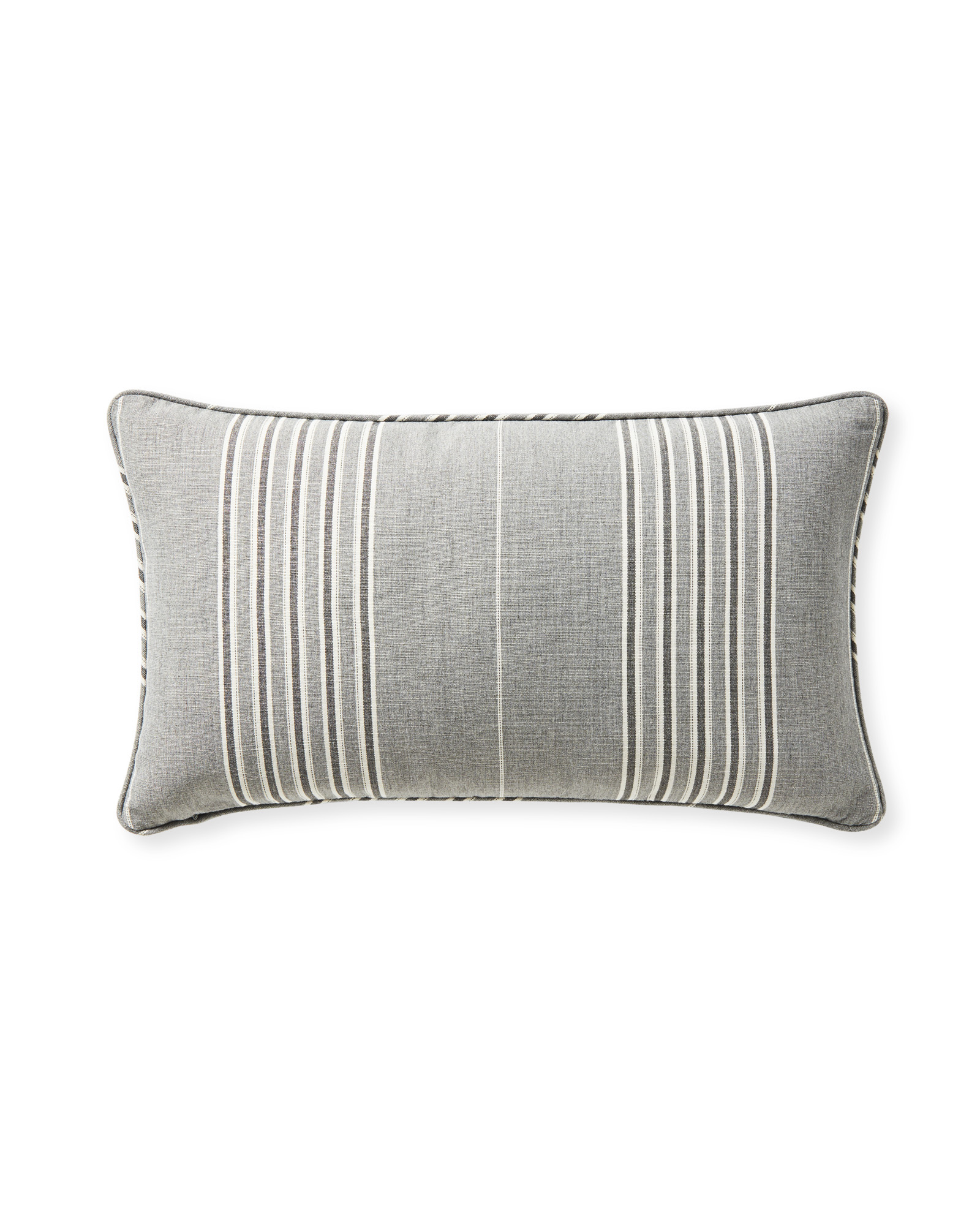 Perennials Rockland® Pillow Cover, Smoke
