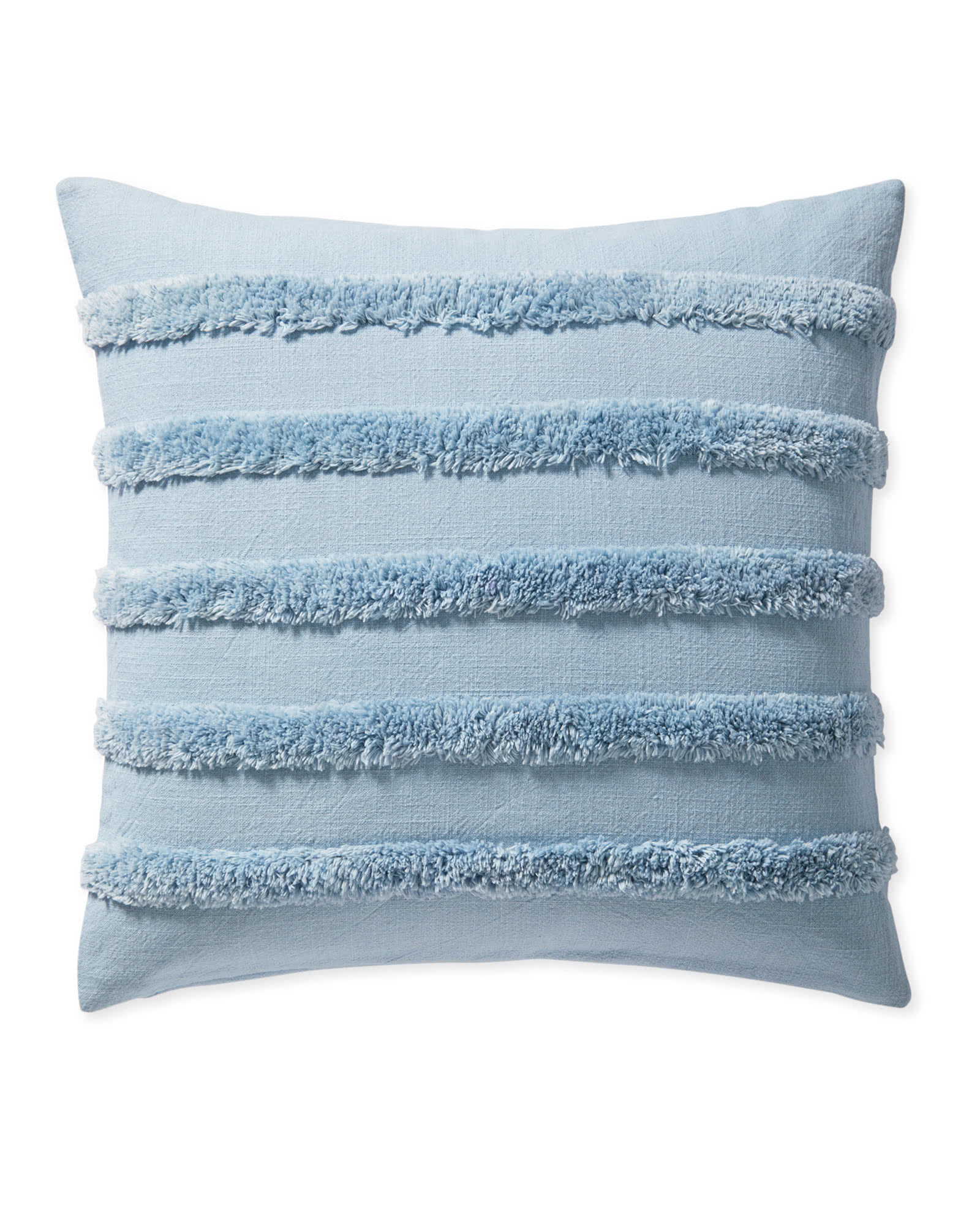 Cuesta Pillow Cover, Coastal Blue