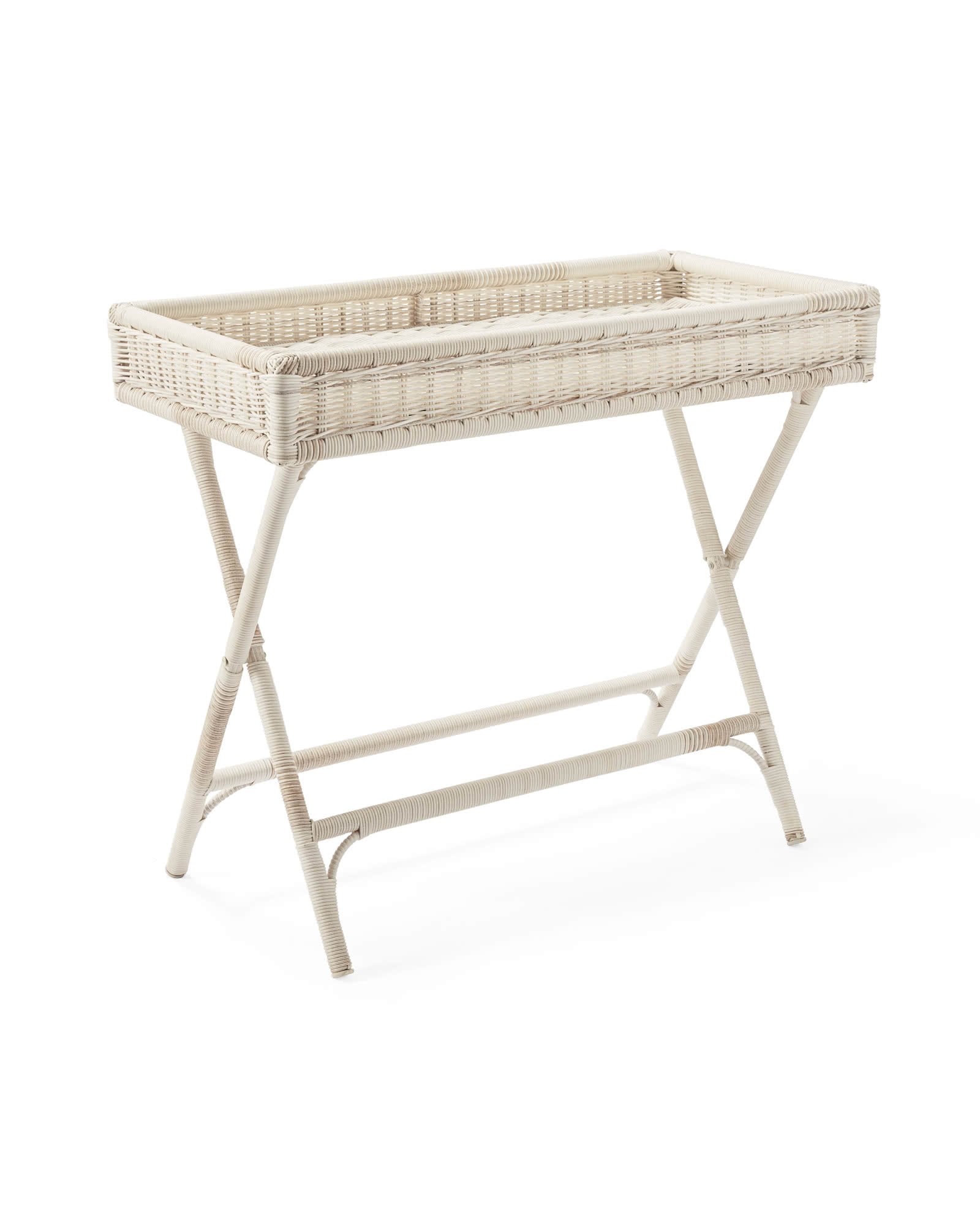 Pacifica Bar Cart, Driftwood