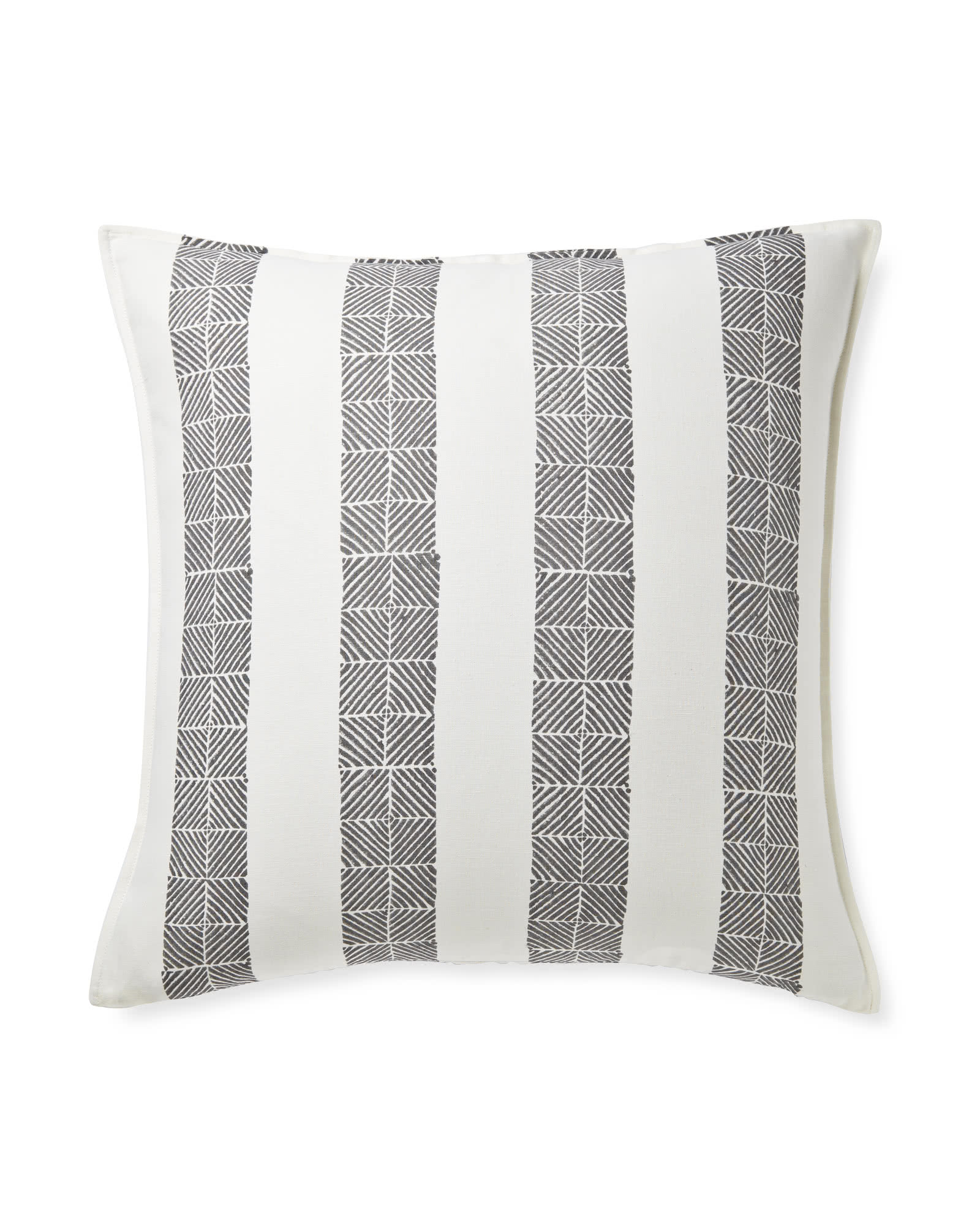 Thatch Stripe Pillow Cover,