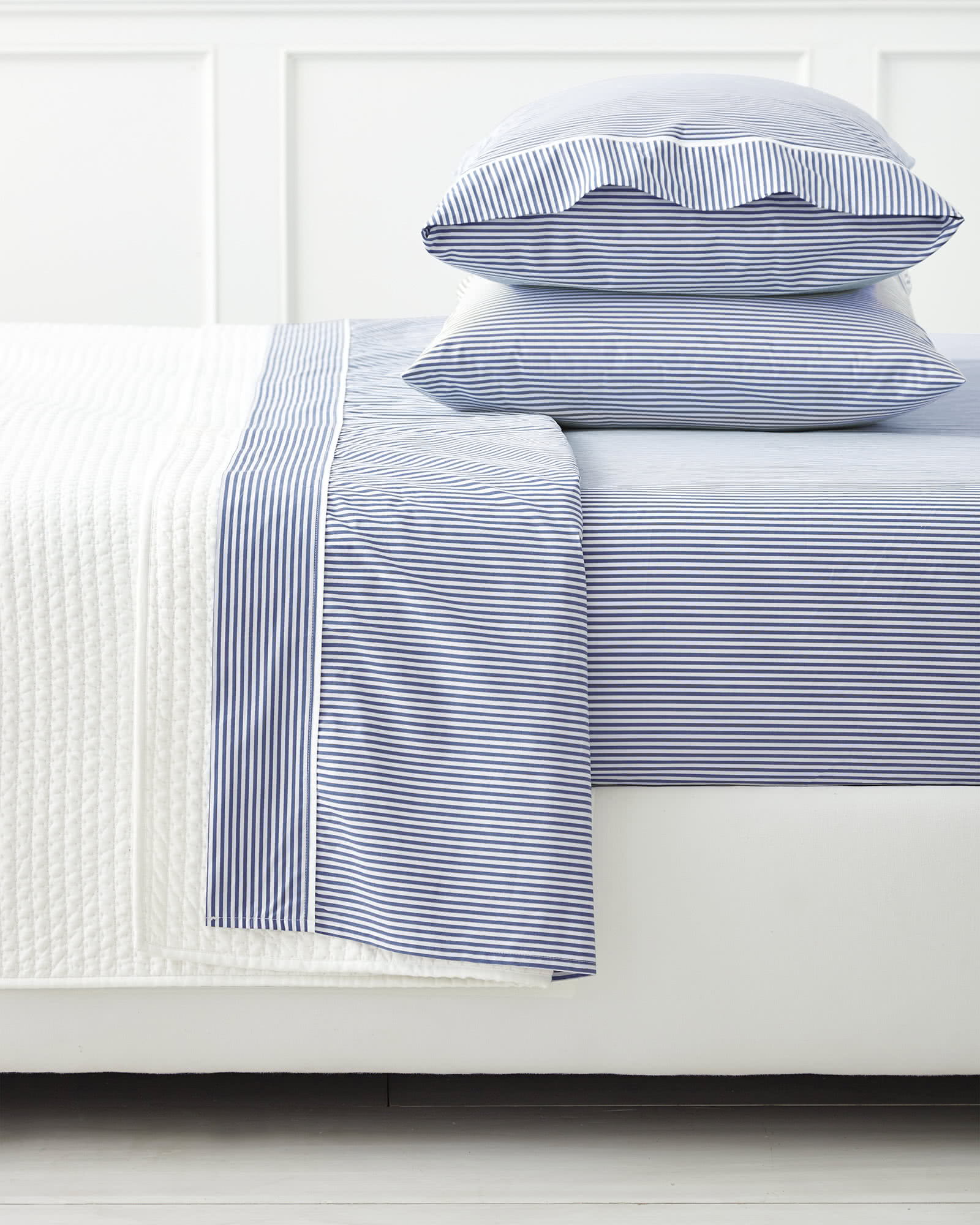 Oxford Stripe Sheet Set,