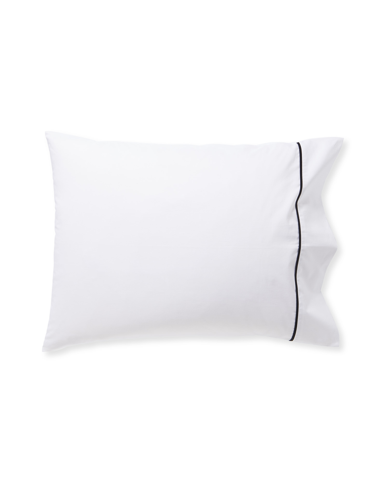 Beach Club Pillowcases (Extra Set of 2), Black