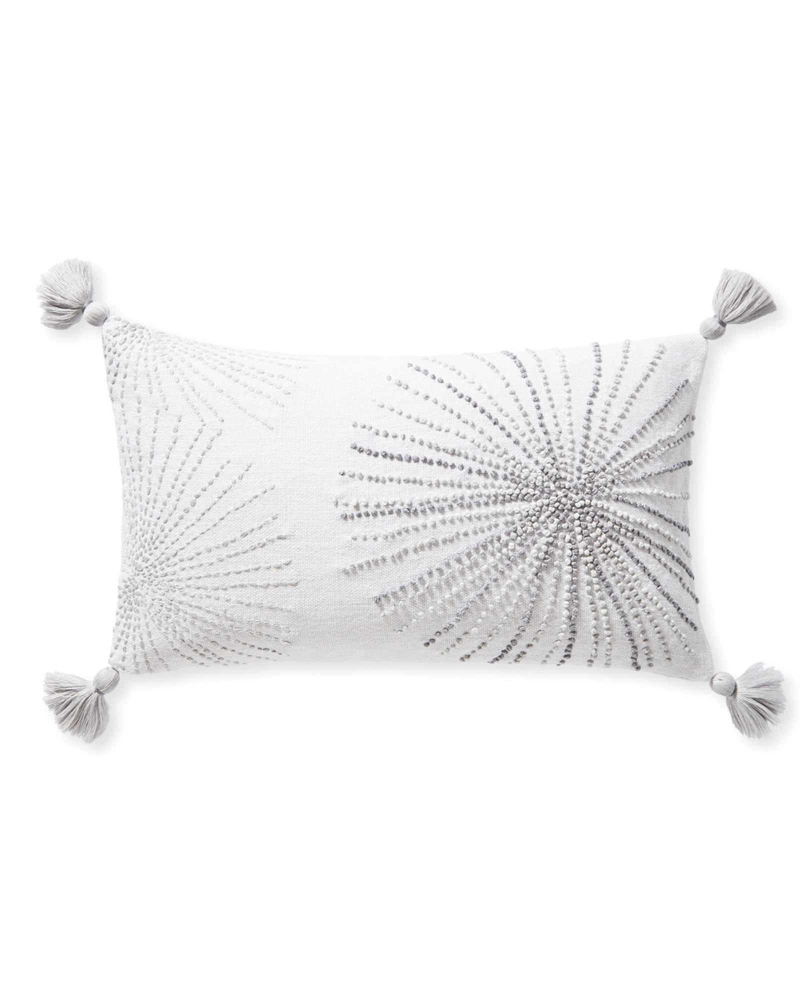 Ridgewater Pillow Cover, Fog