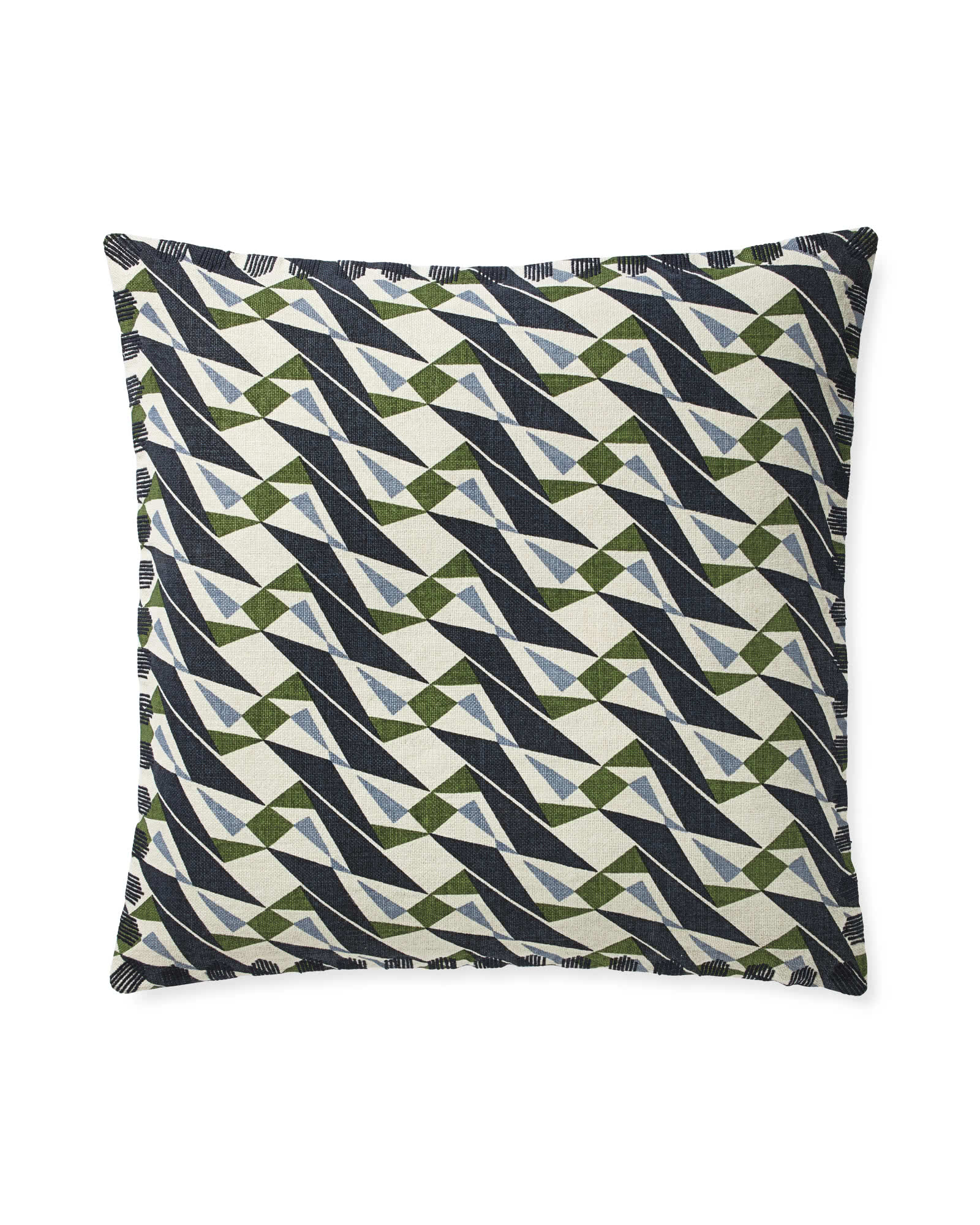 Robson Pillow Cover, Green