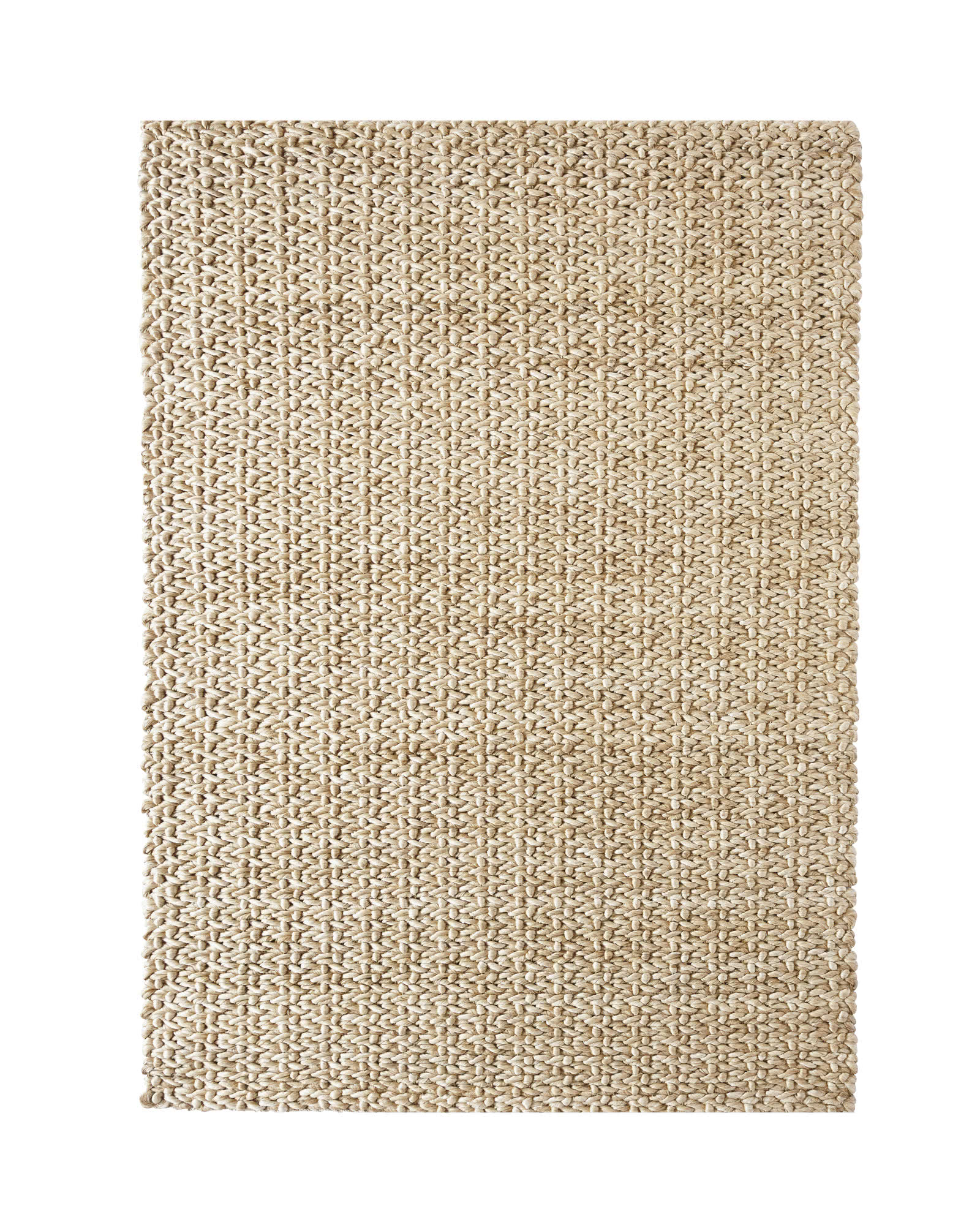 Twisted Abaca Rug,