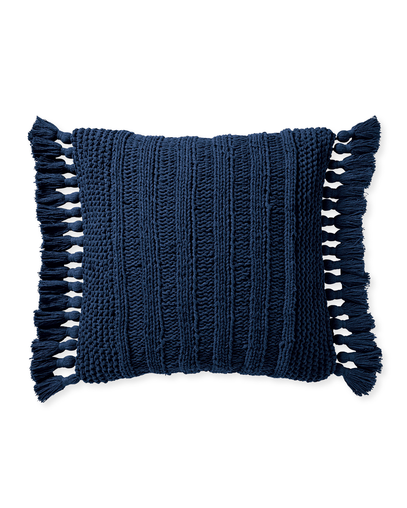 Sequoia Pillow Cover, Navy