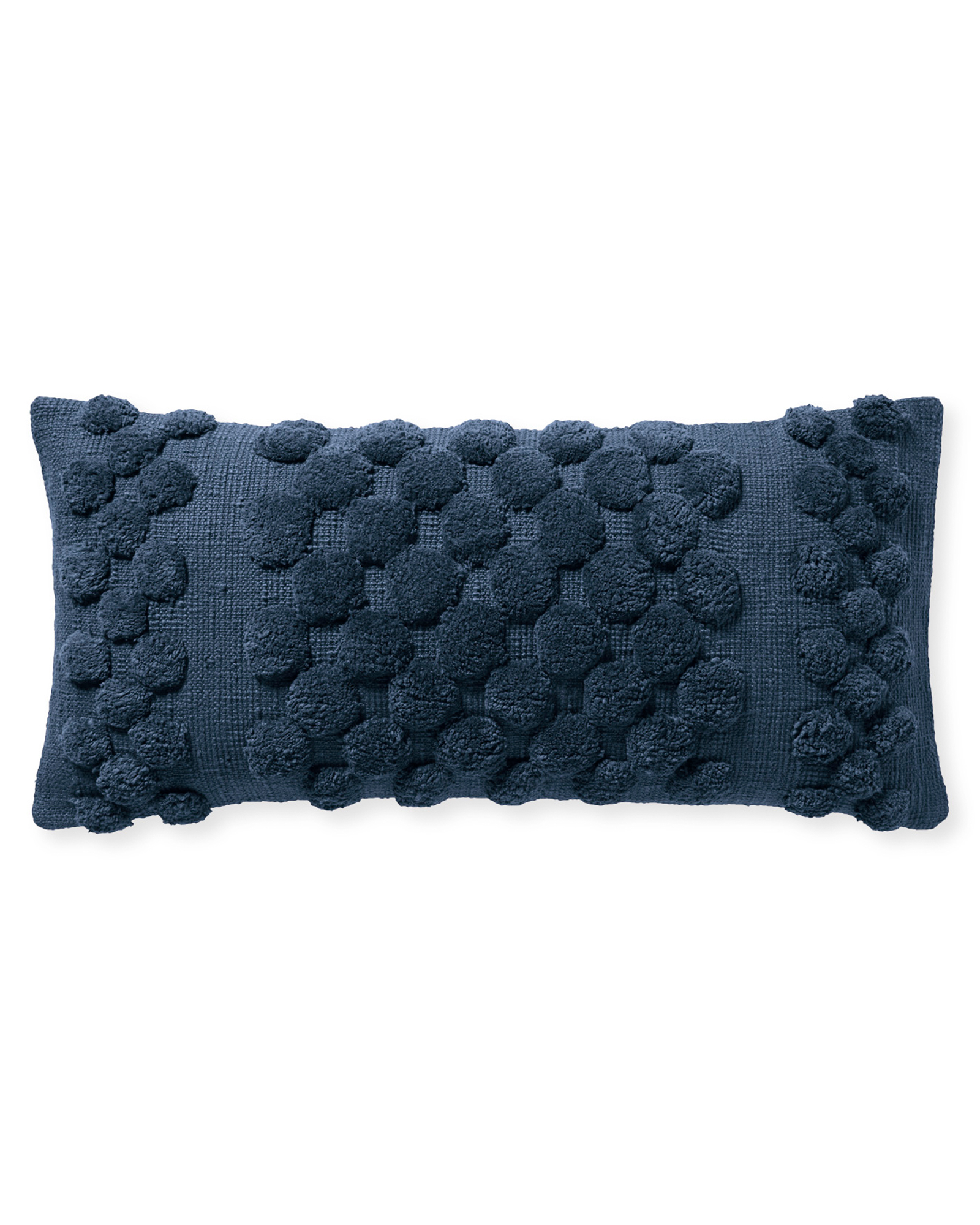 Fairfield Pillow Cover, Vintage Indigo