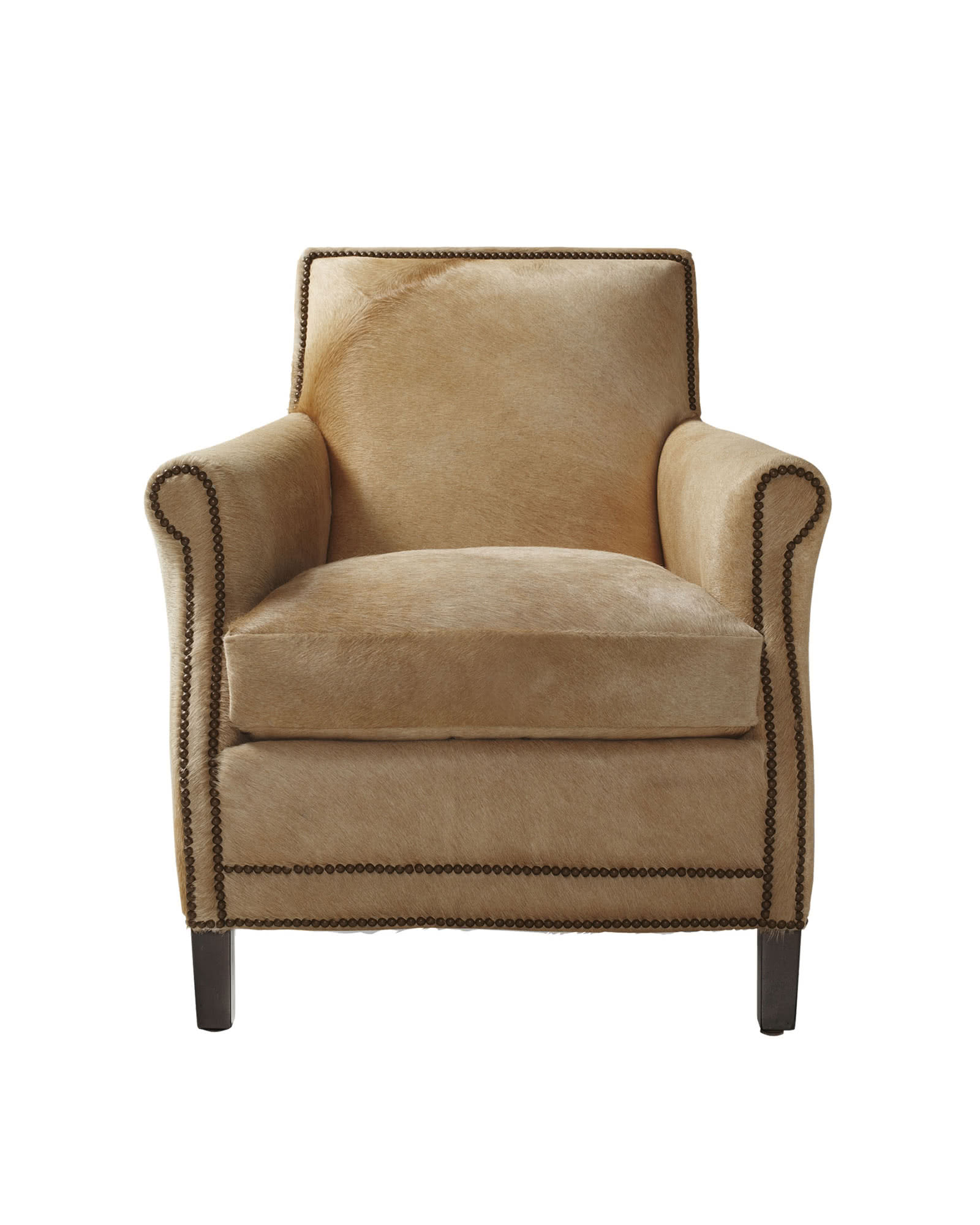 Canyon Chair - Hair on Hide, Beige
