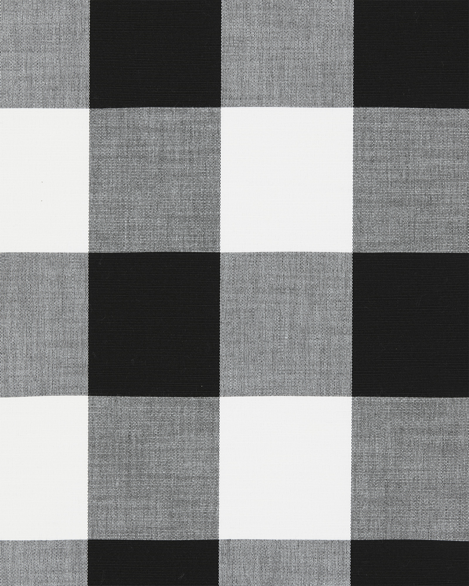 Perennials® Gingham - Black,