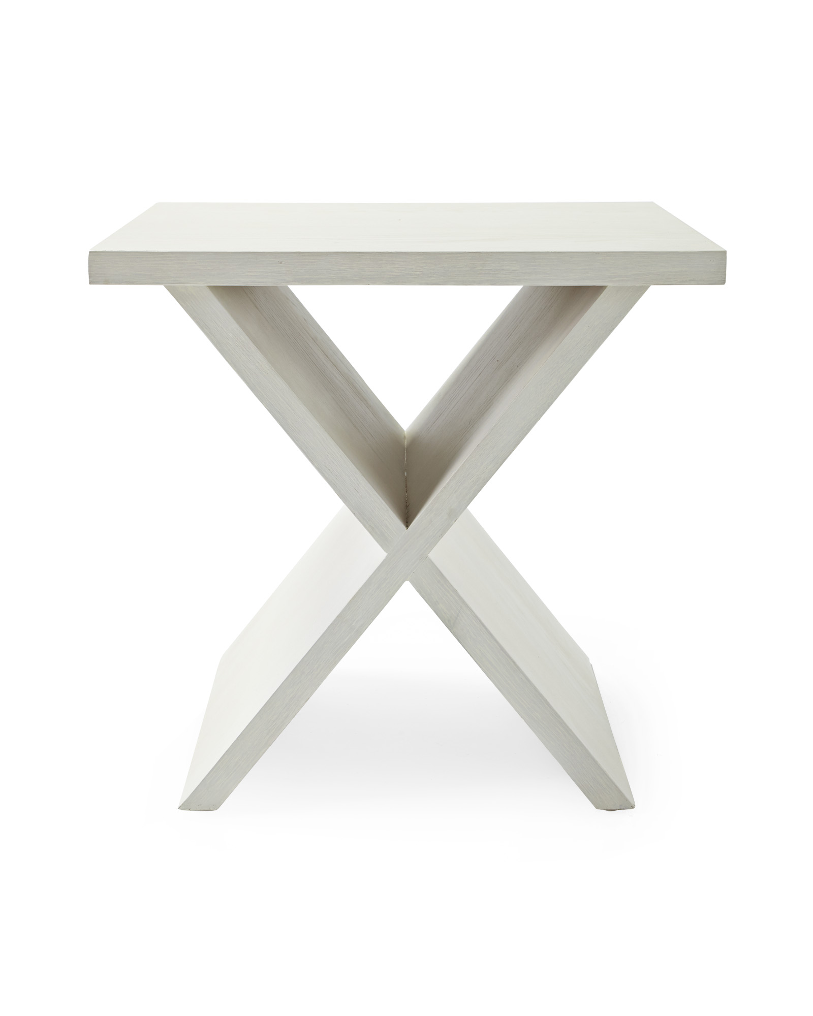 Hunter Side Table, Saltwash