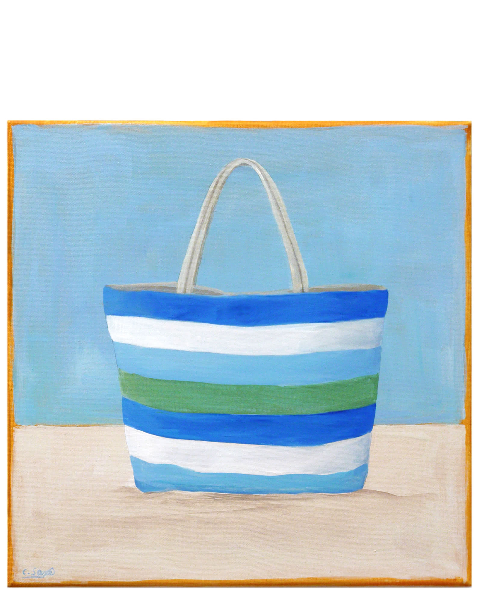 Beach Bag 35 5 By Carol Saxe