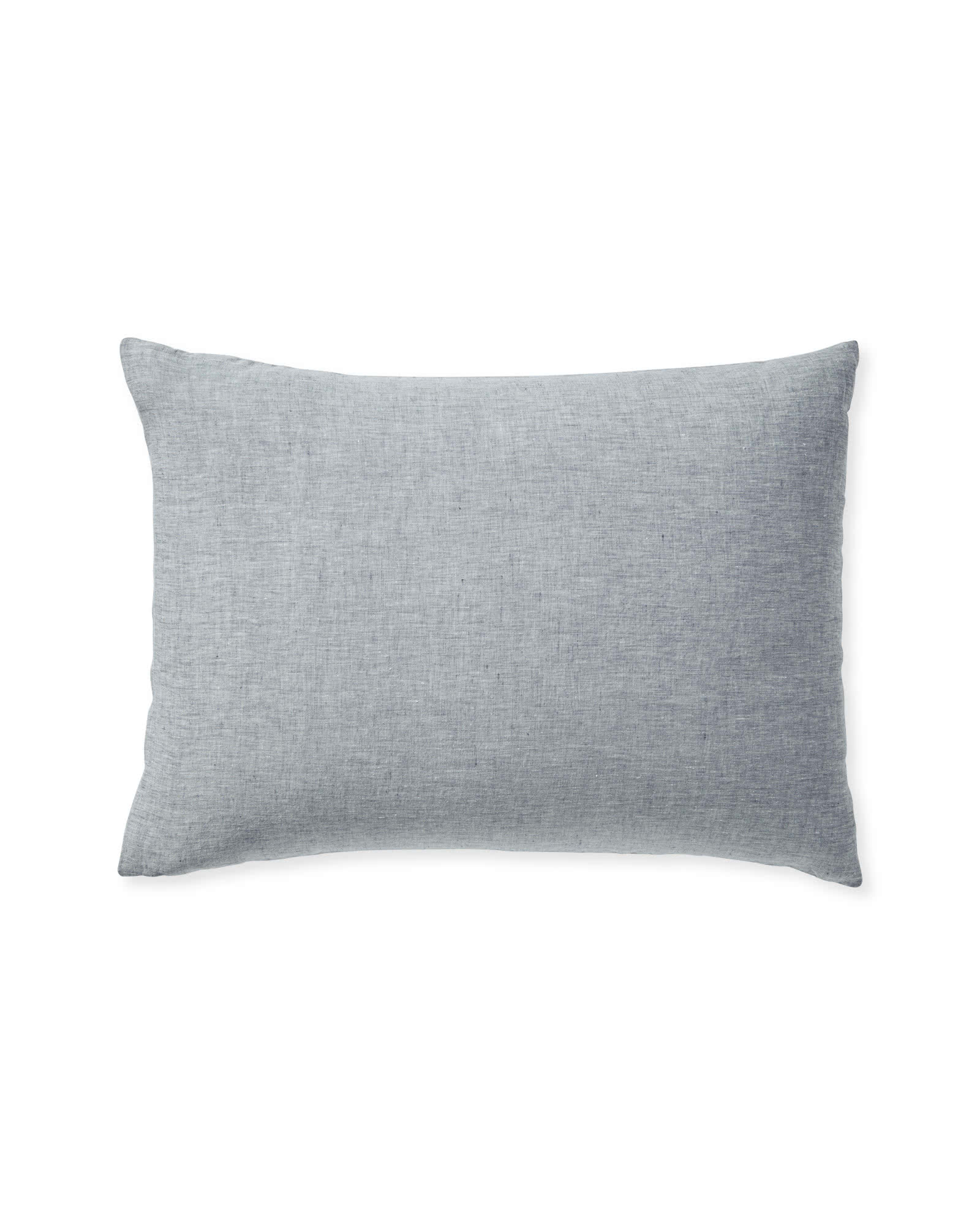 Cavallo Pillowcases (Extra Set of 2), Navy Chambray