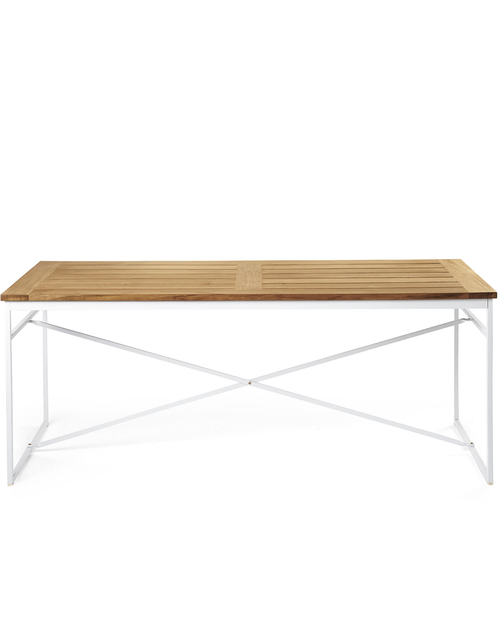 Teak Outdoor Table Serena & Lily