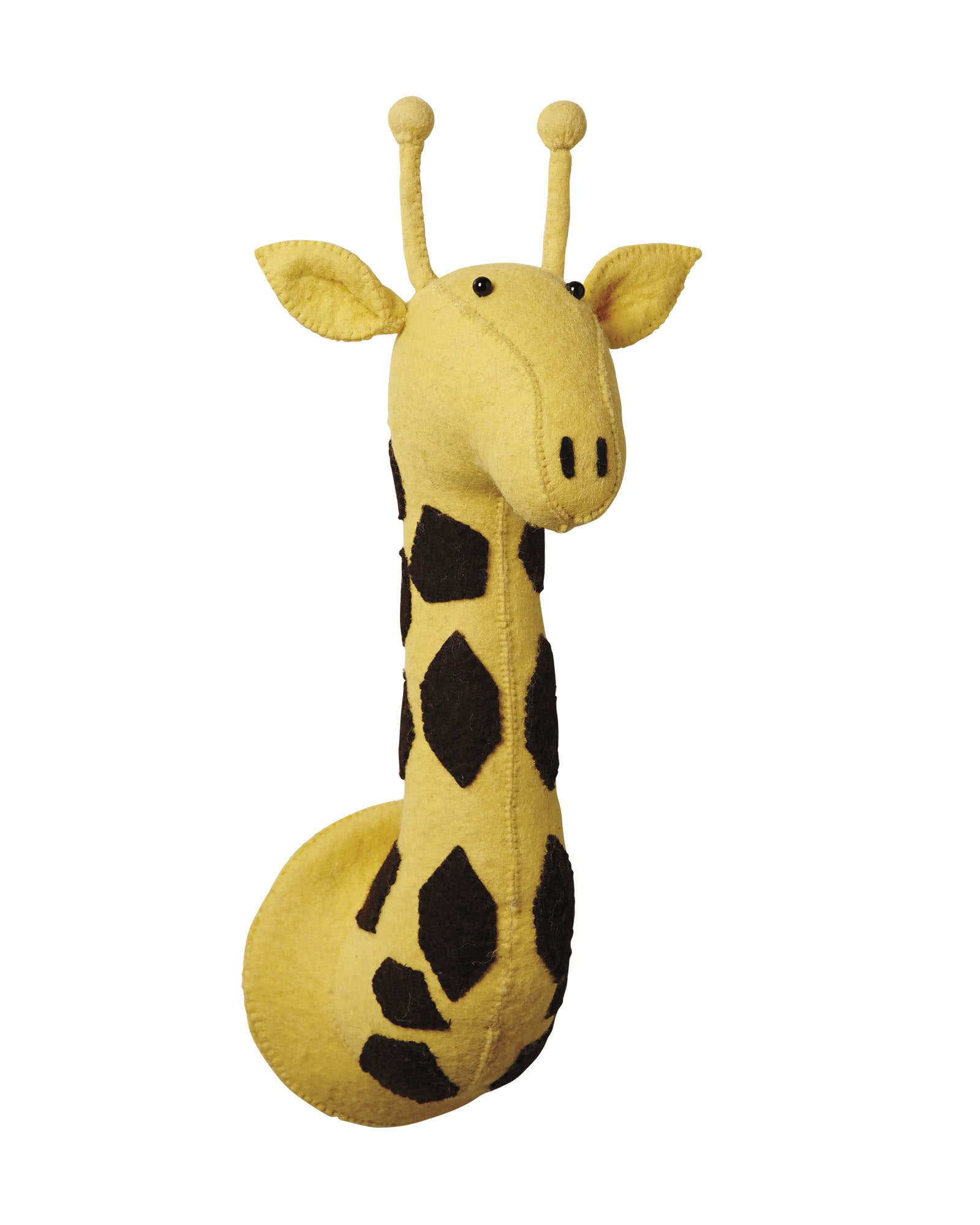 Mounted Giraffe - Baby Toys | Serena and Lily