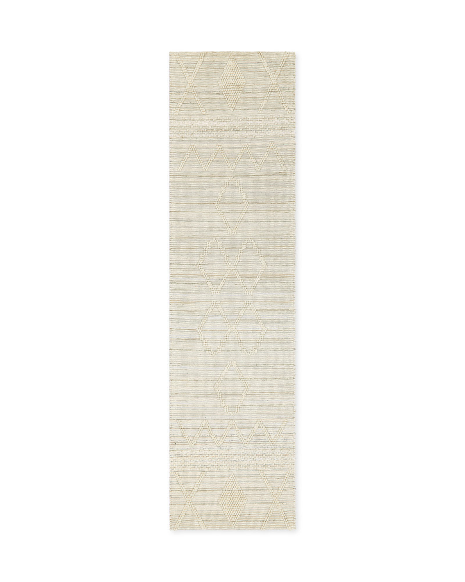 Ryder Denim Rug, Natural