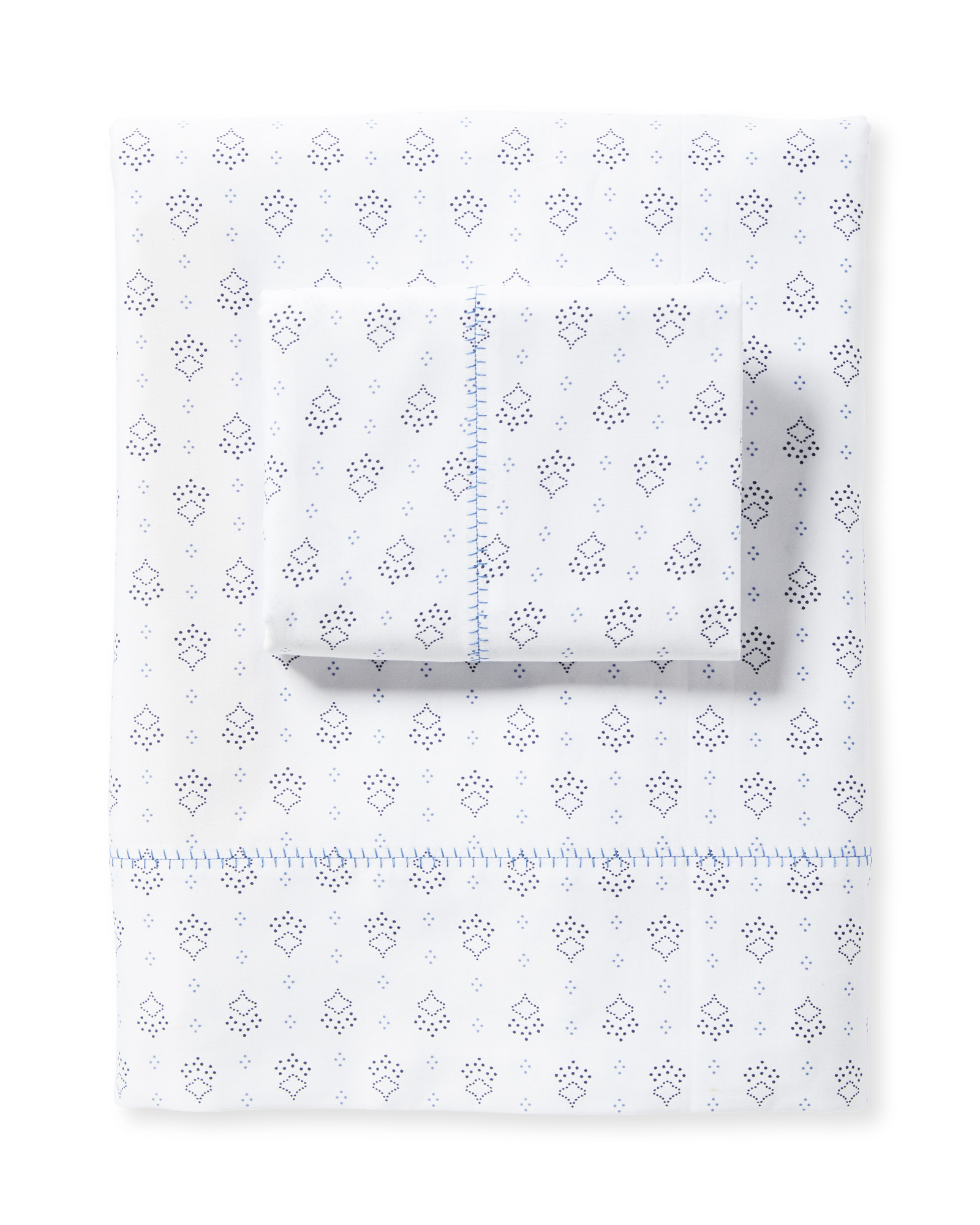 Millwood Sheet Set, Navy
