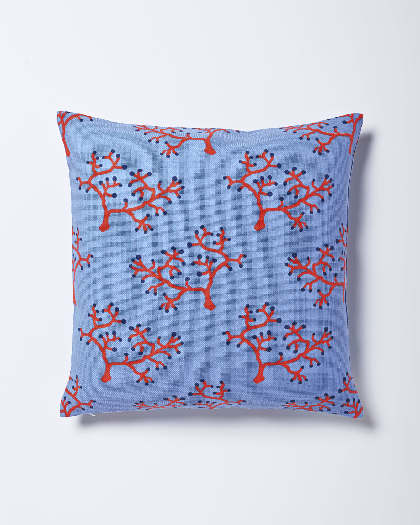 Coral Outdoor Pillow Cover,