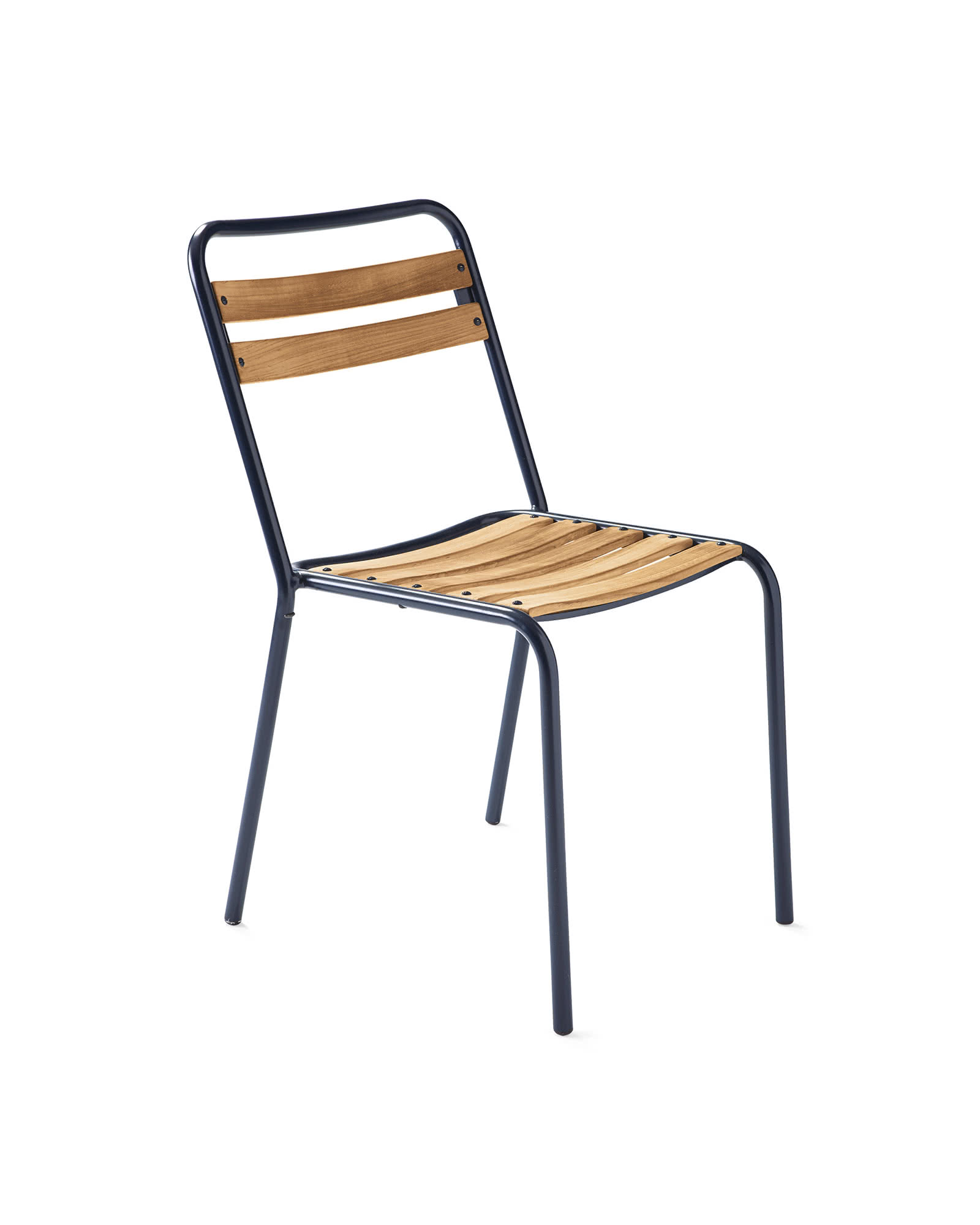 Inverness Outdoor Side Chair, Midnight